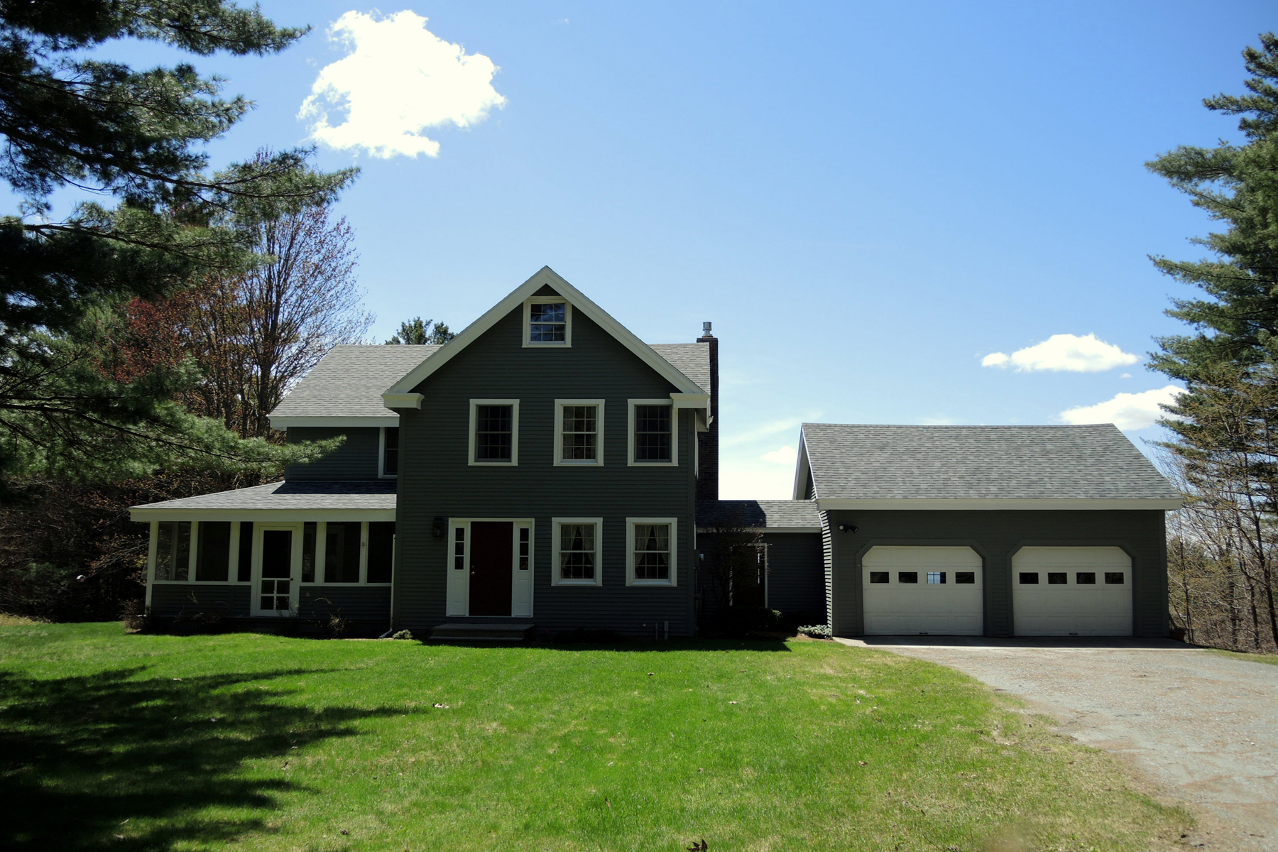 single family homes for Sale at Vermont Country Living with a View 35 German Hill Farm Rd Chittenden, Vermont 05763 United States