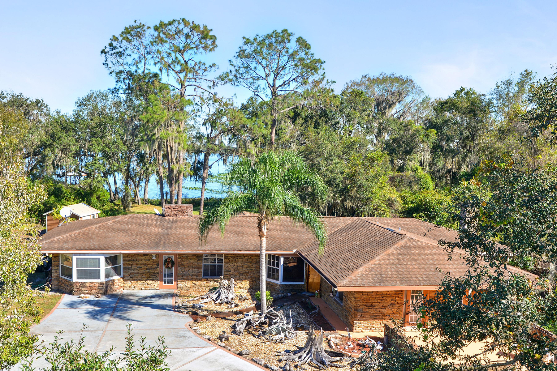 Single Family Home for Sale at HAINES CITY-ORLANDO 10611 Jim Edwards Rd, Haines City, Florida 33844 United States