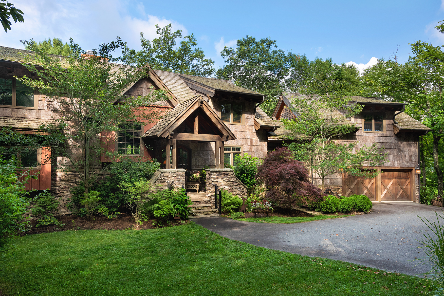 Single Family Homes for Active at FIRETHORN - BLOWIN ROCK 160 Tanglewood Trl Blowing Rock, North Carolina 28605 United States