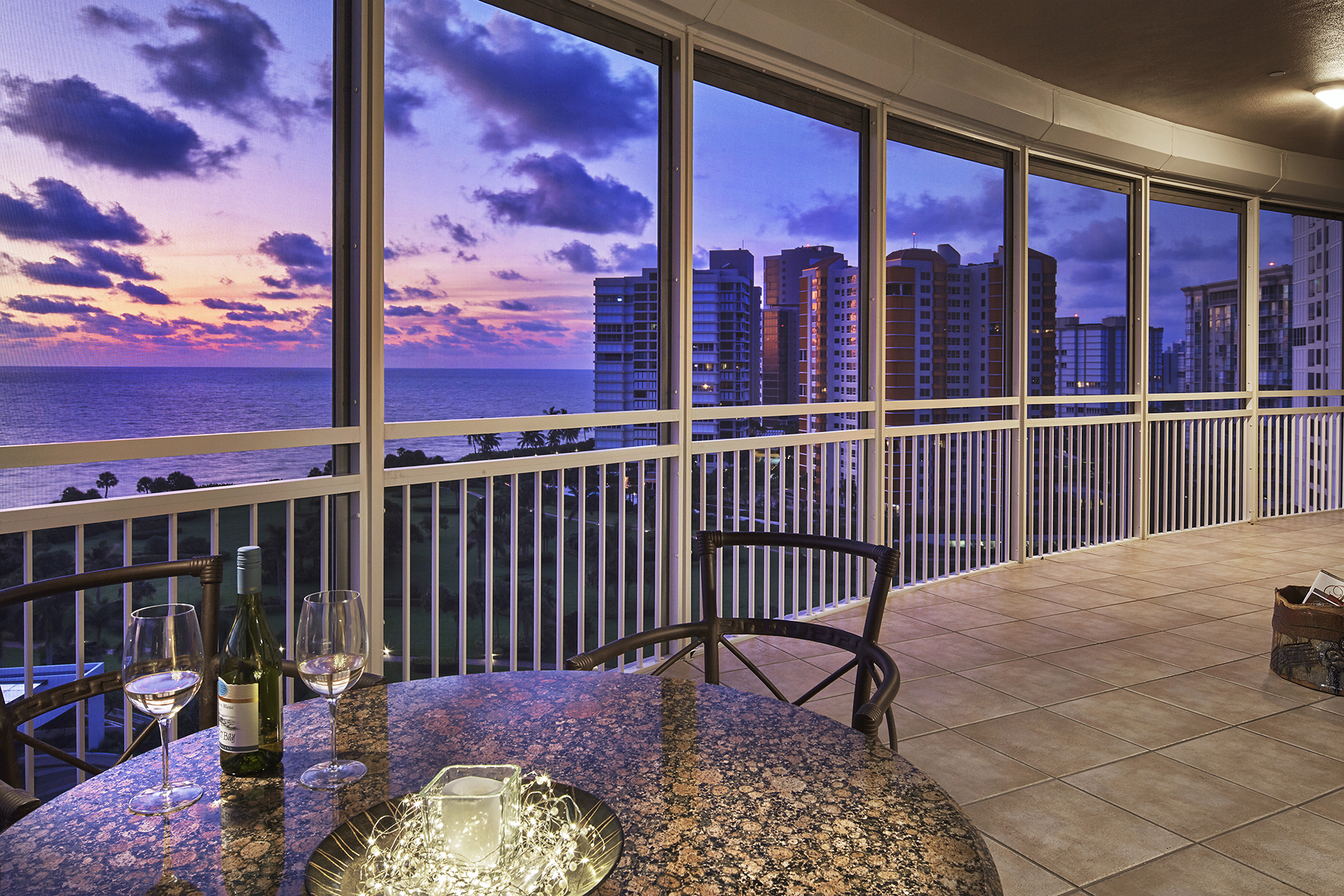 Condominiums for Sale at PARK SHORE - PROVENCE 4151 Gulf Shore Boulevard N , 1102 Naples, Florida 34103 United States
