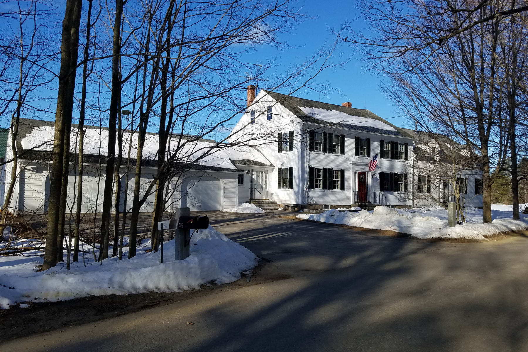 多户住宅 为 销售 在 Old Orchard Farm 42 Nute Road Madbury, 新罕布什尔州, 03823 美国