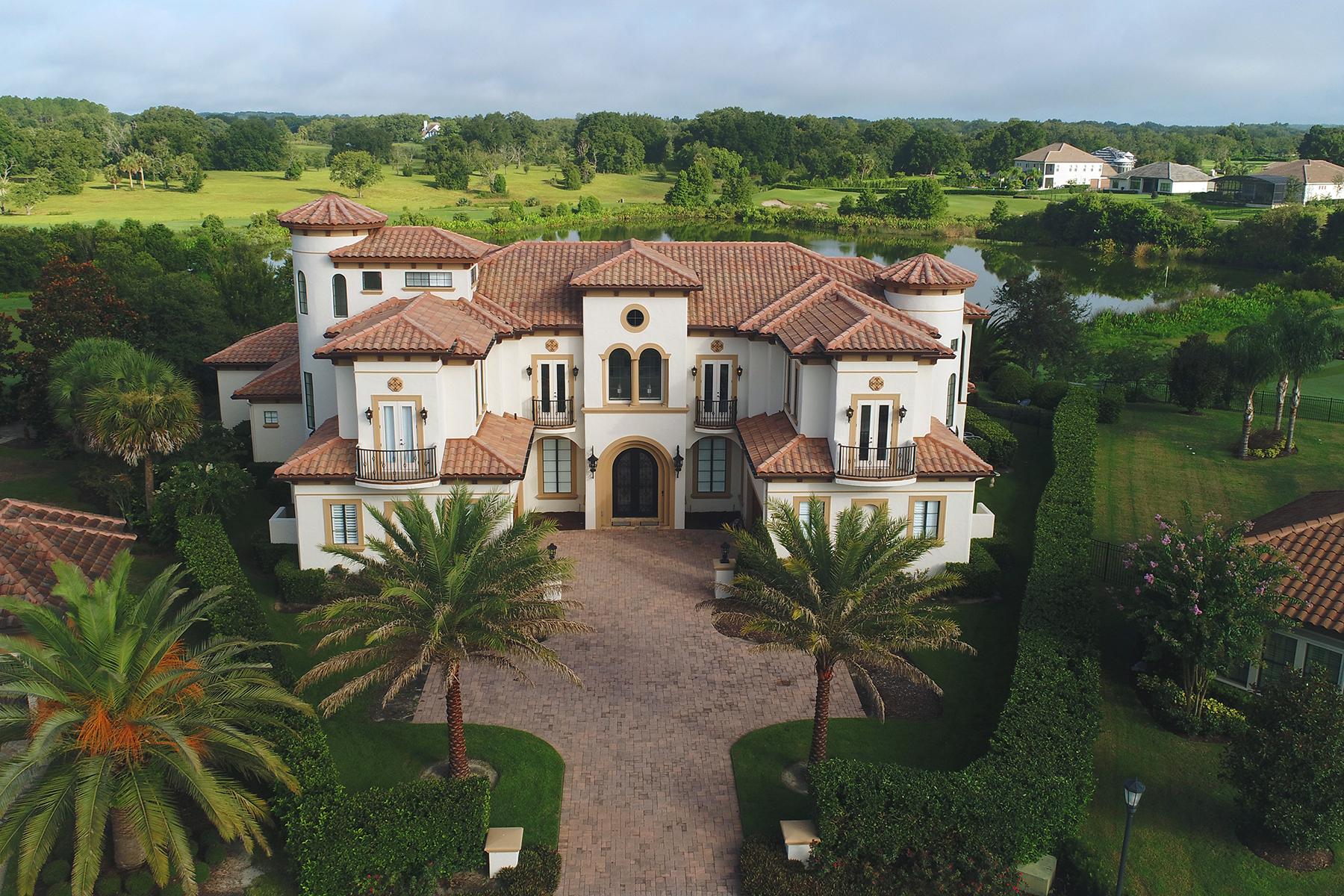 Single Family Homes por un Venta en SORRENTO 25602 Grandview Pointe, Sorrento, Florida 32776 Estados Unidos
