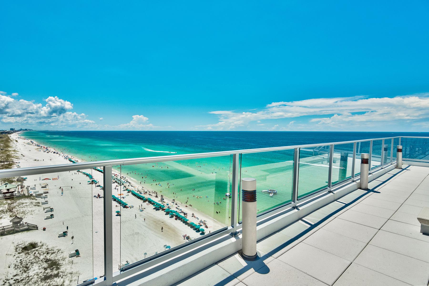 콘도미니엄 용 매매 에 LUXURIOUS PRE-CONSTRUCTION OPPORTUNITY 1900 Scenic Hwy 98 902 Destin, 플로리다 32541 미국
