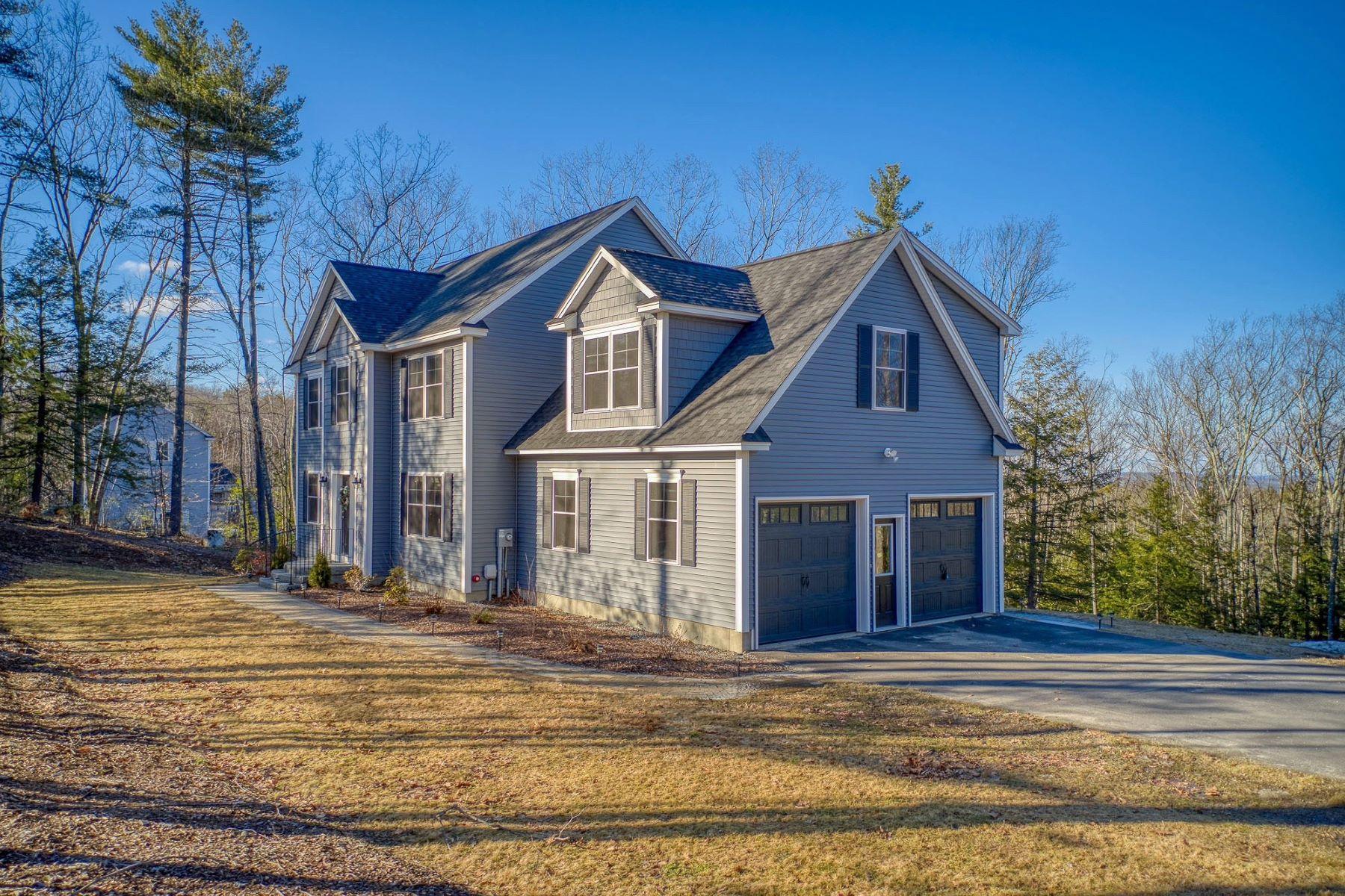 Single Family Homes for Sale at 145 Joe English Road New Boston, New Hampshire 03070 United States