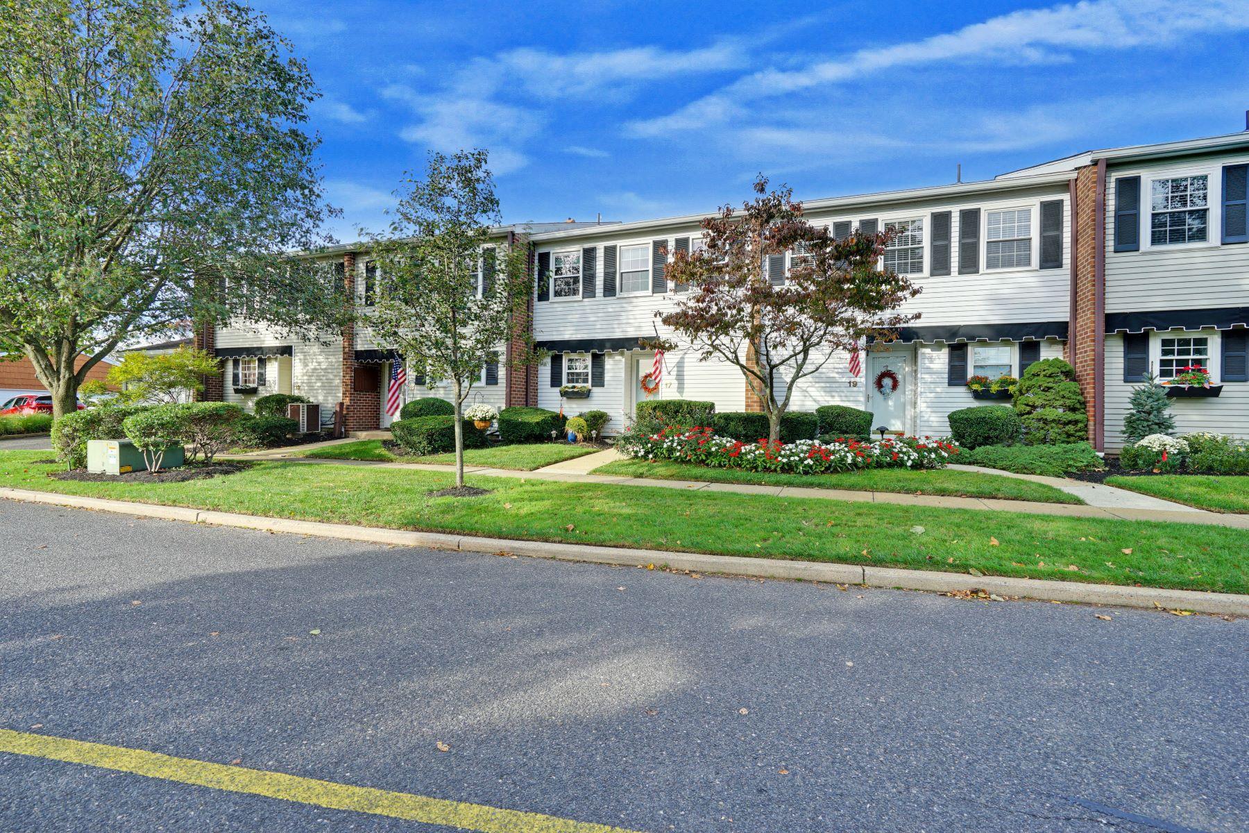 Кондоминиум для того Продажа на Luxurious on Linden 17 Linden Drive, Spring Lake Heights, Нью-Джерси 07762 Соединенные Штаты