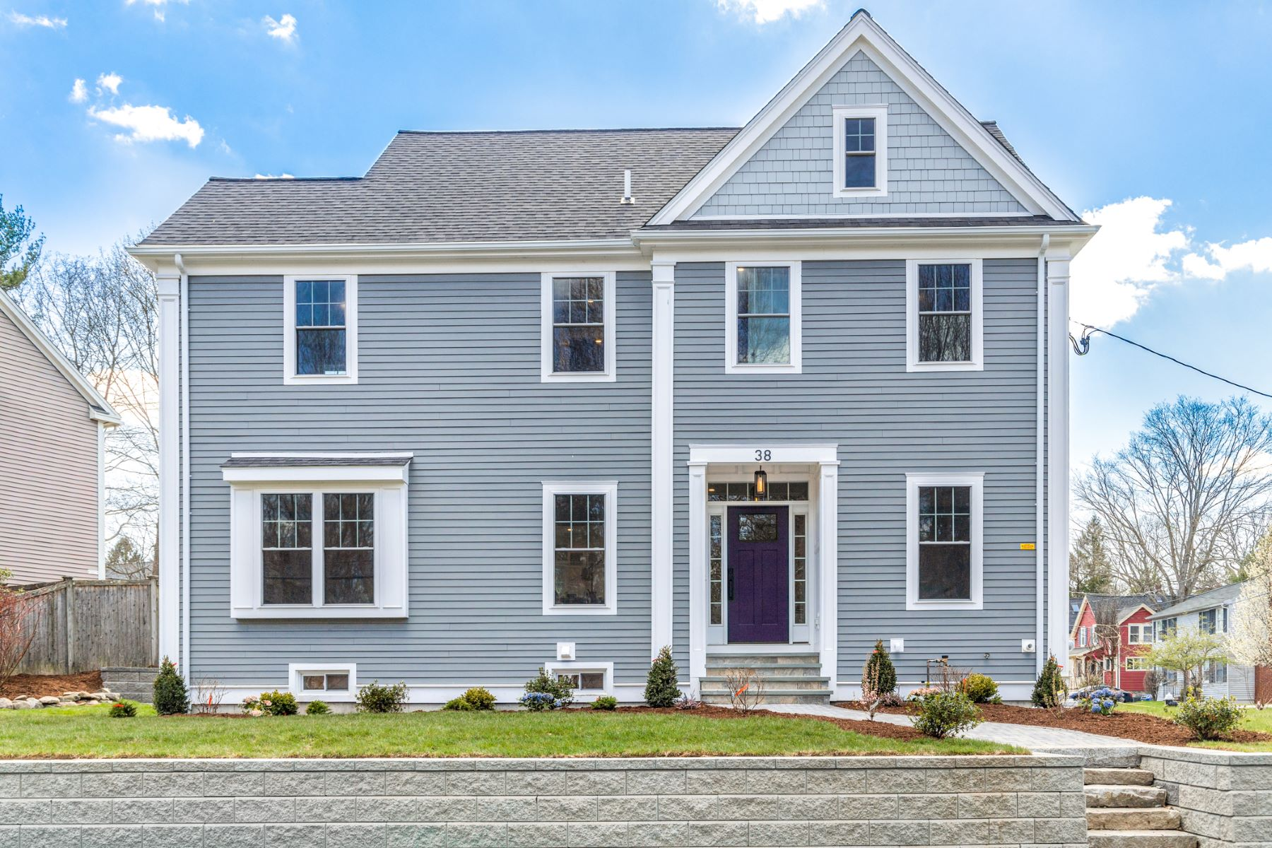 Single Family Homes for Active at 38 Cedar Street Lexington, Massachusetts 02421 United States