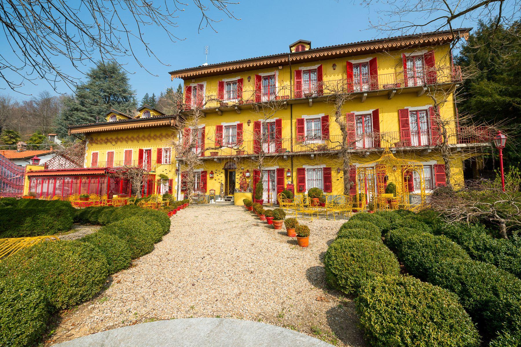 Single Family Home for Sale at Charming villa overlooking the Hill of Superga Strada Vicinale Della Funicolare Di Soperga Torino, Turin 10132 Italy