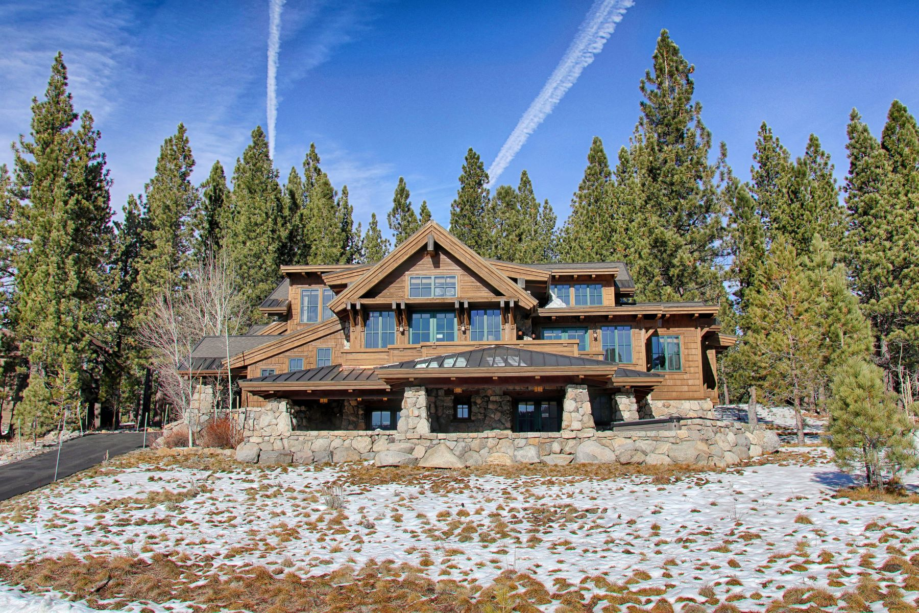 Single Family Homes 为 销售 在 340 Elias Baldwin, Truckee, California 96161 340 Elias Baldwin 特拉基, 加利福尼亚州 96161 美国