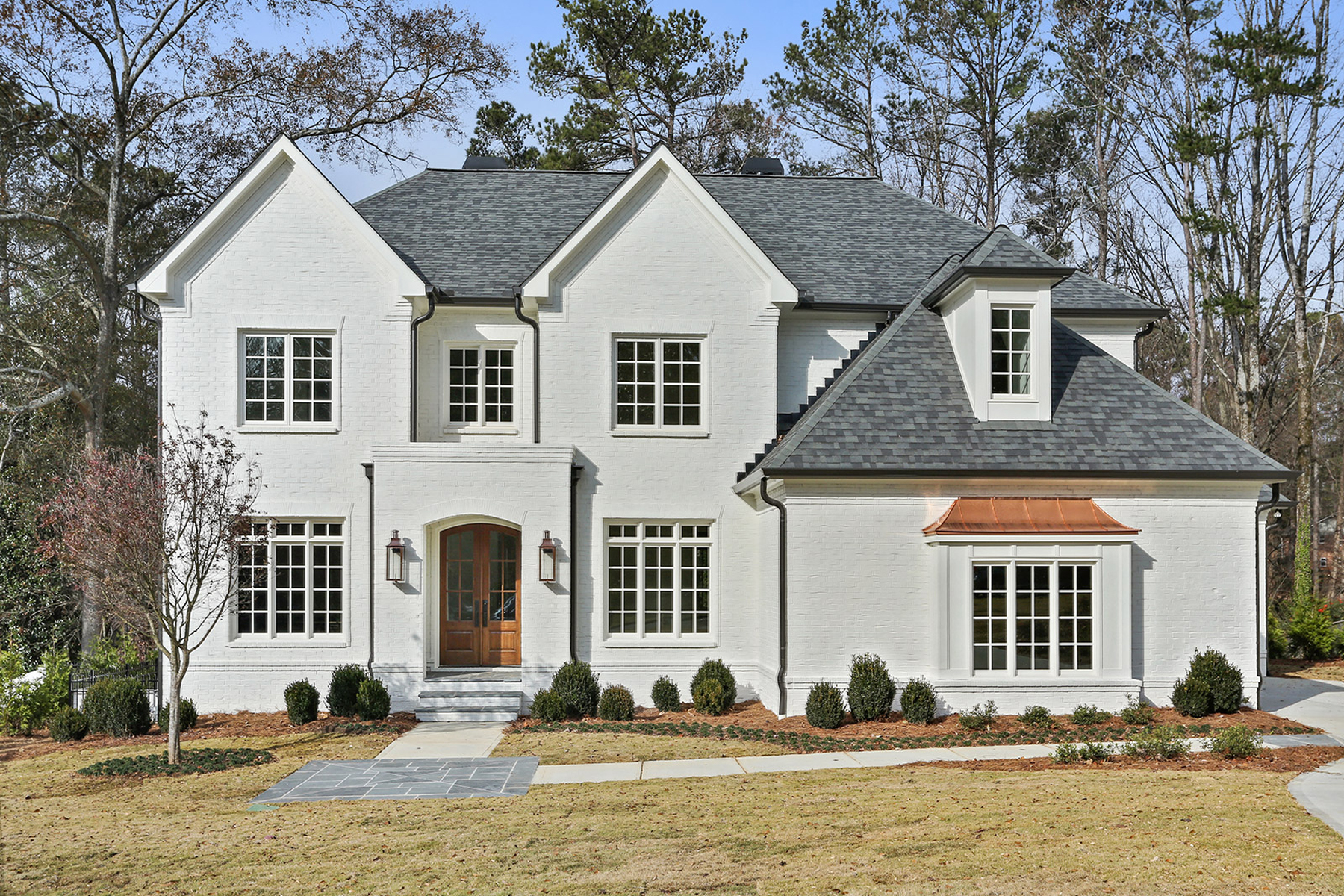 Single Family Homes for Active at European-Inspired Traditional New Construction 555 Carriage Drive Sandy Springs, Georgia 30328 United States