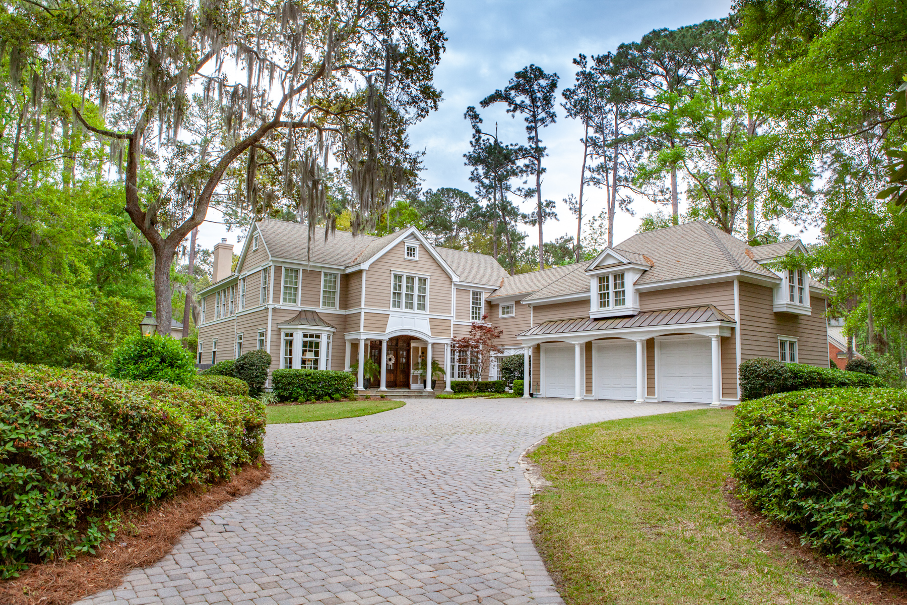 Single Family Homes for Sale at 18 Tidewater Way Skidaway Island, Georgia 31411 United States