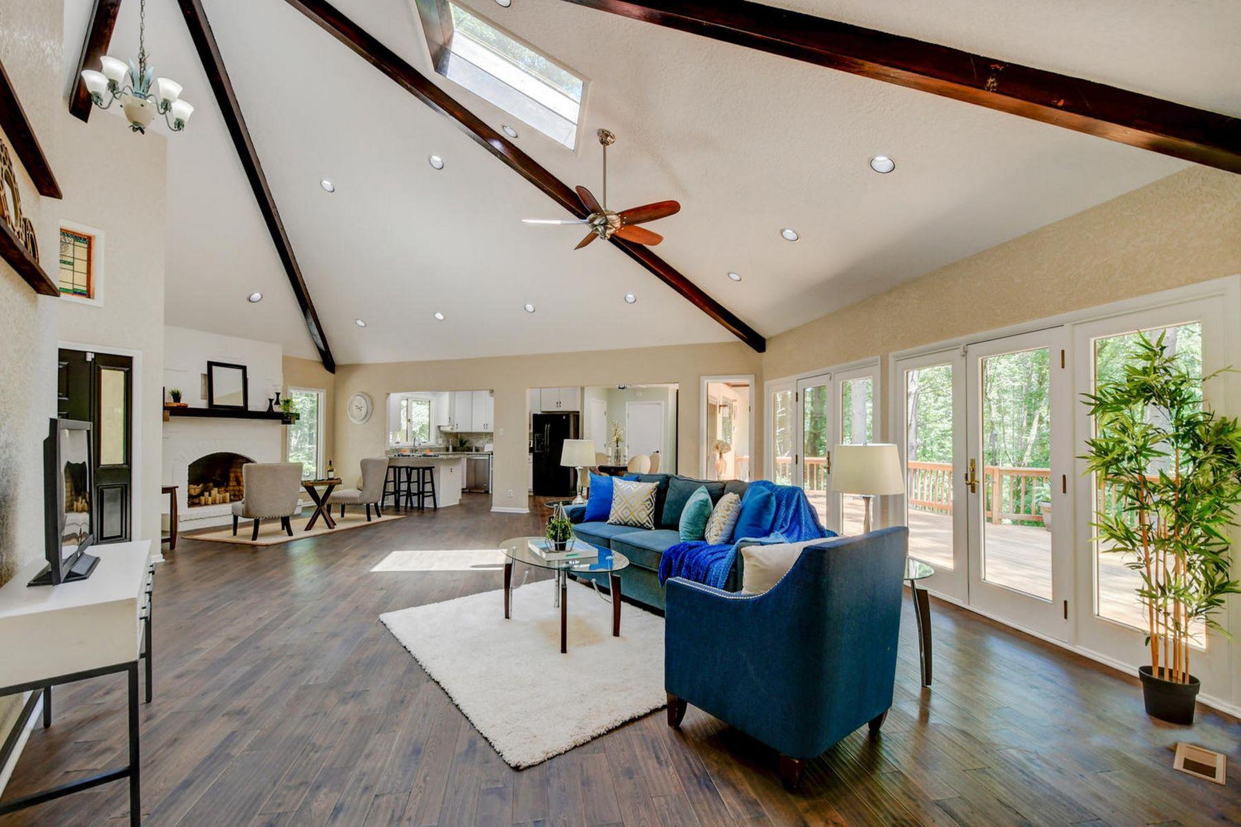 Single Family Homes por un Venta en Life's Fullest Circle 1341 Crows Foot Road Marriottsville, Maryland 21104 Estados Unidos