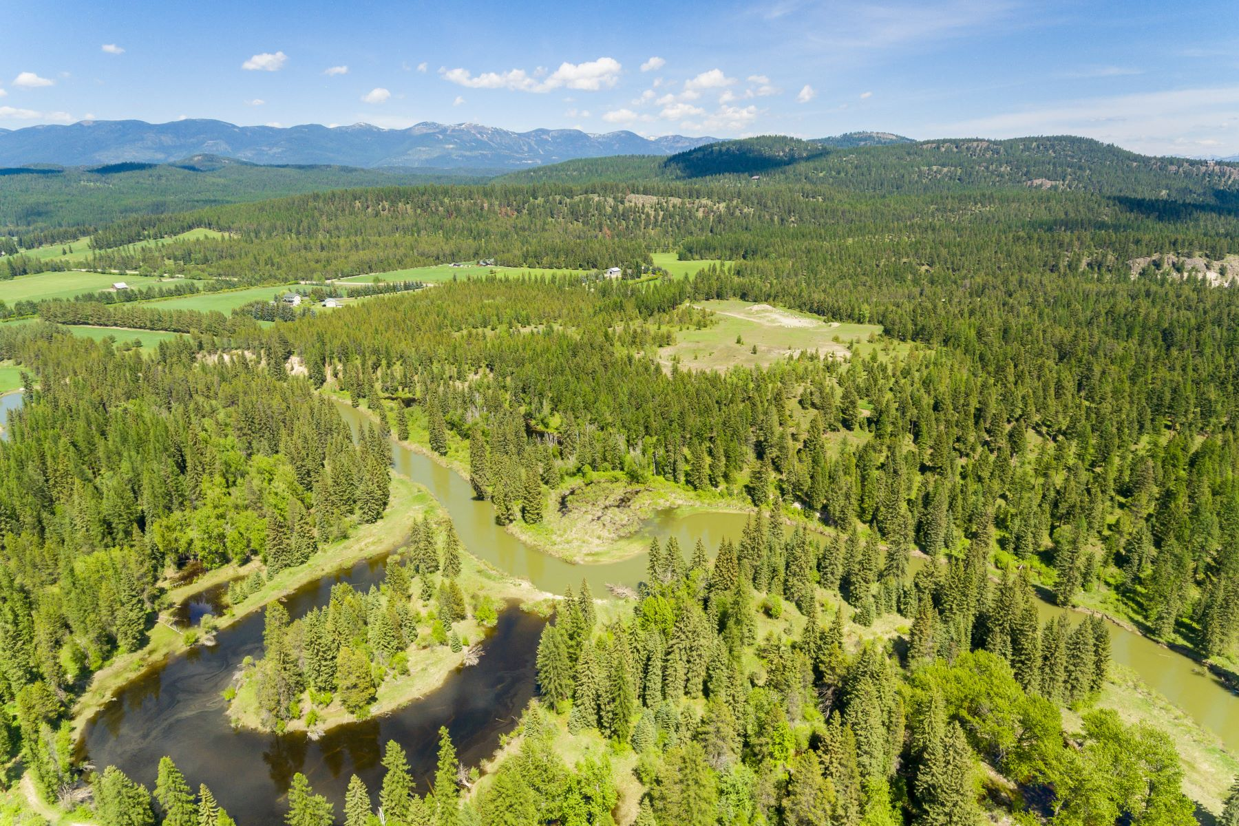 Land for Sale at Nhn Us Hwy 93 West Whitefish, Montana 59937 United States