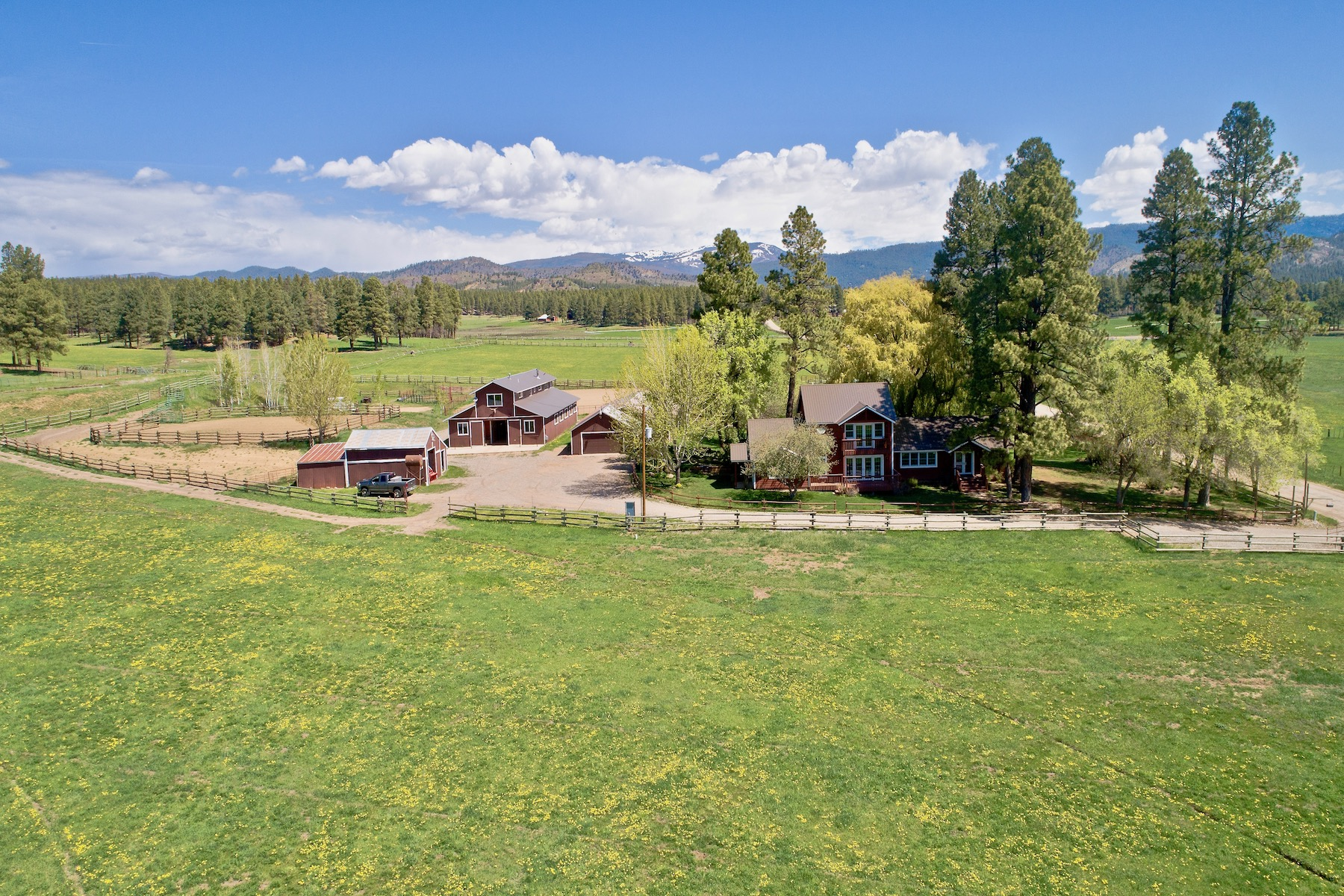 Single Family Homes for Sale at Merriman Ranch 220 CR 505 Bayfield, Colorado 81122 United States