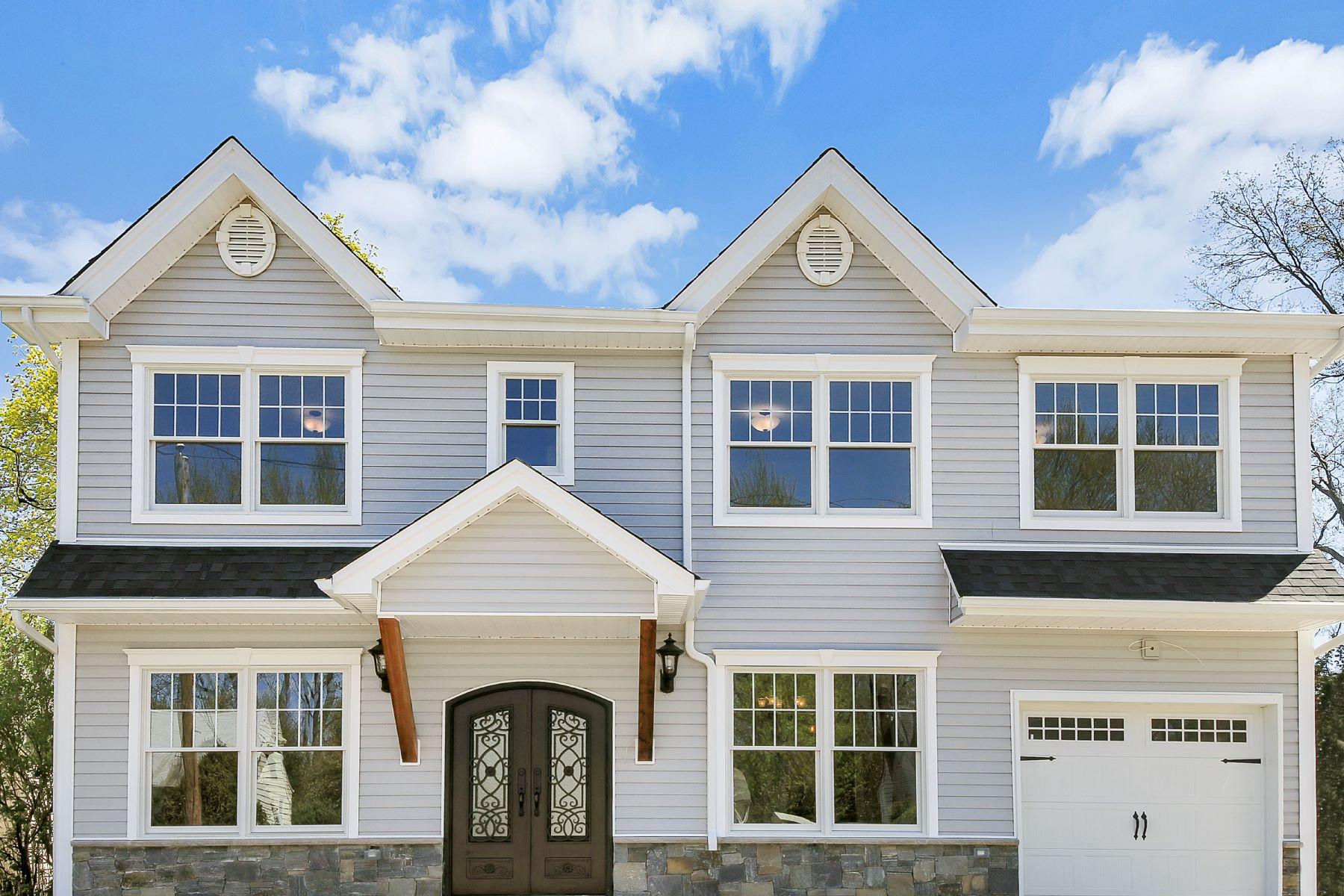 Casa Unifamiliar por un Venta en New Construction 55 Westview Dr. Bergenfield, Nueva Jersey 07621 Estados Unidos