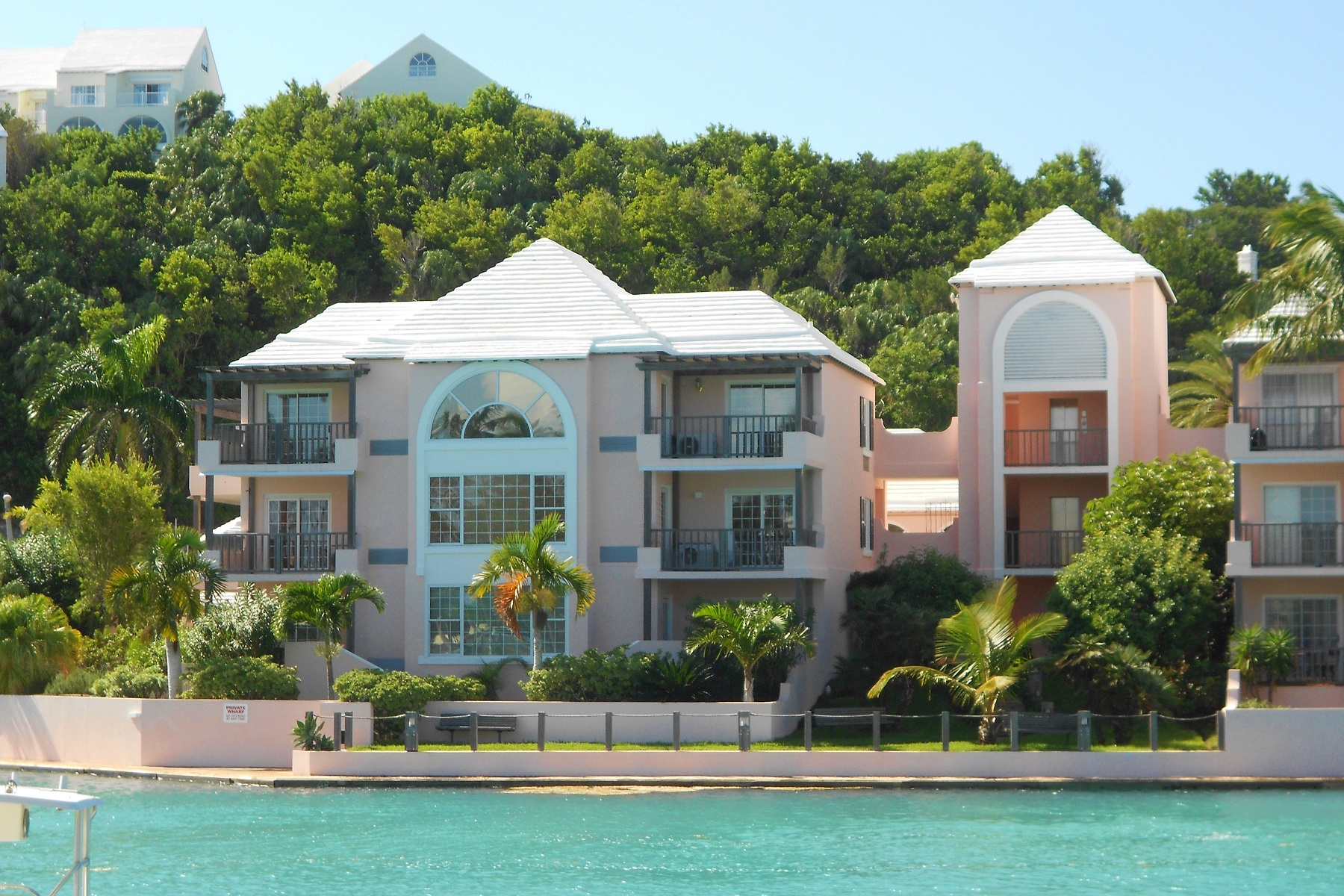 Condominium for Sale at St. James Court Unit 606 Hamilton Parish, Bermuda