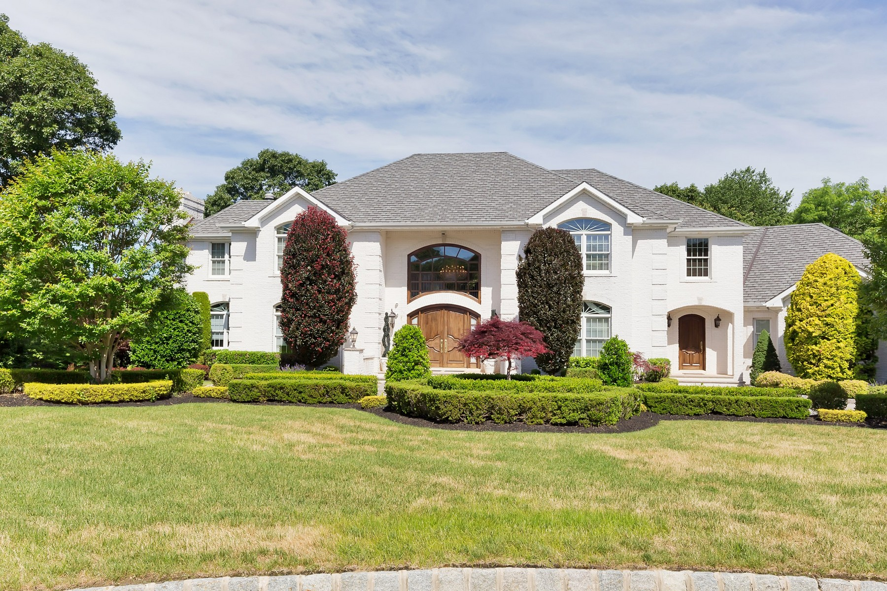 Single Family Homes for Active at Sophisticated Elegance 3 Bucks Mill Lane Holmdel, New Jersey 07733 United States