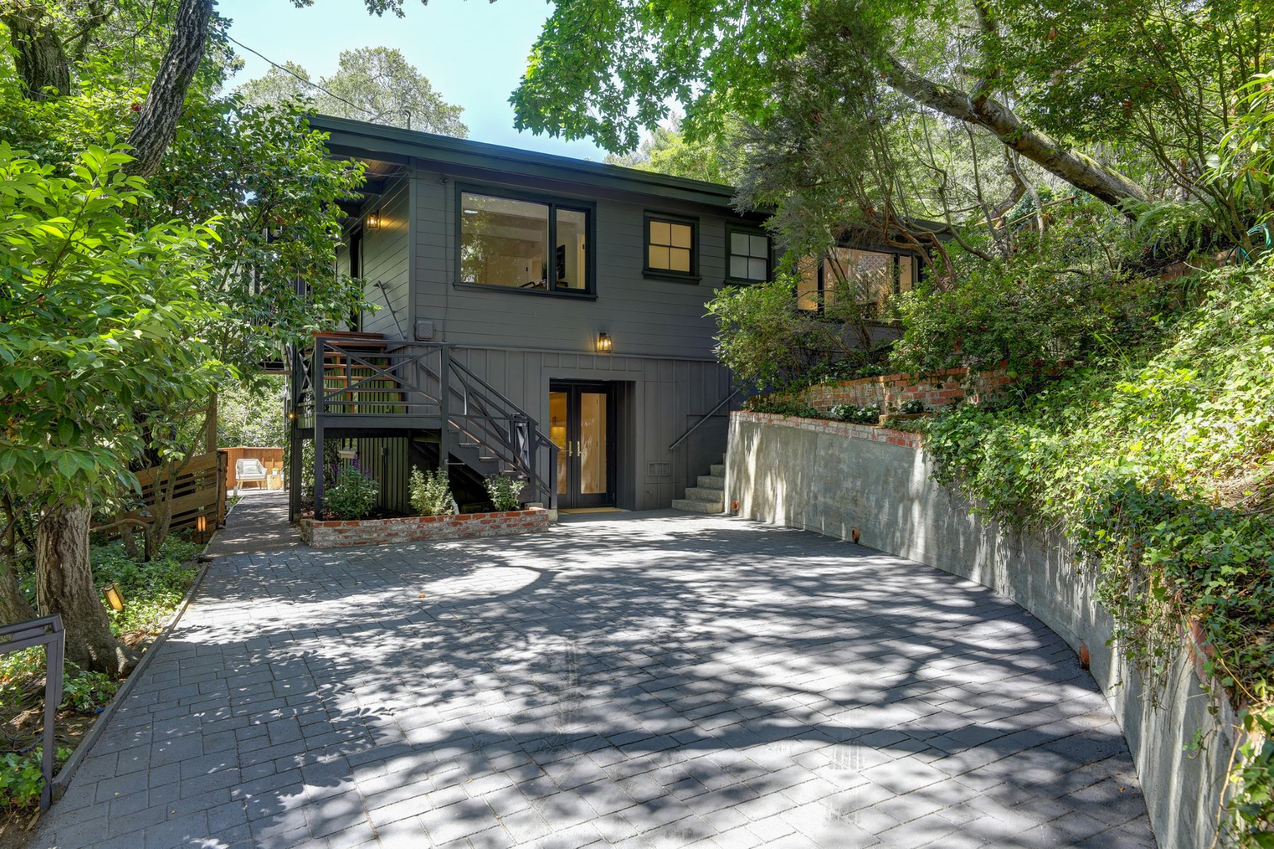 Single Family Homes for Sale at Mid-Century Mill Valley Treasure 27 Cottage Avenue, Mill Valley, California 94941 United States