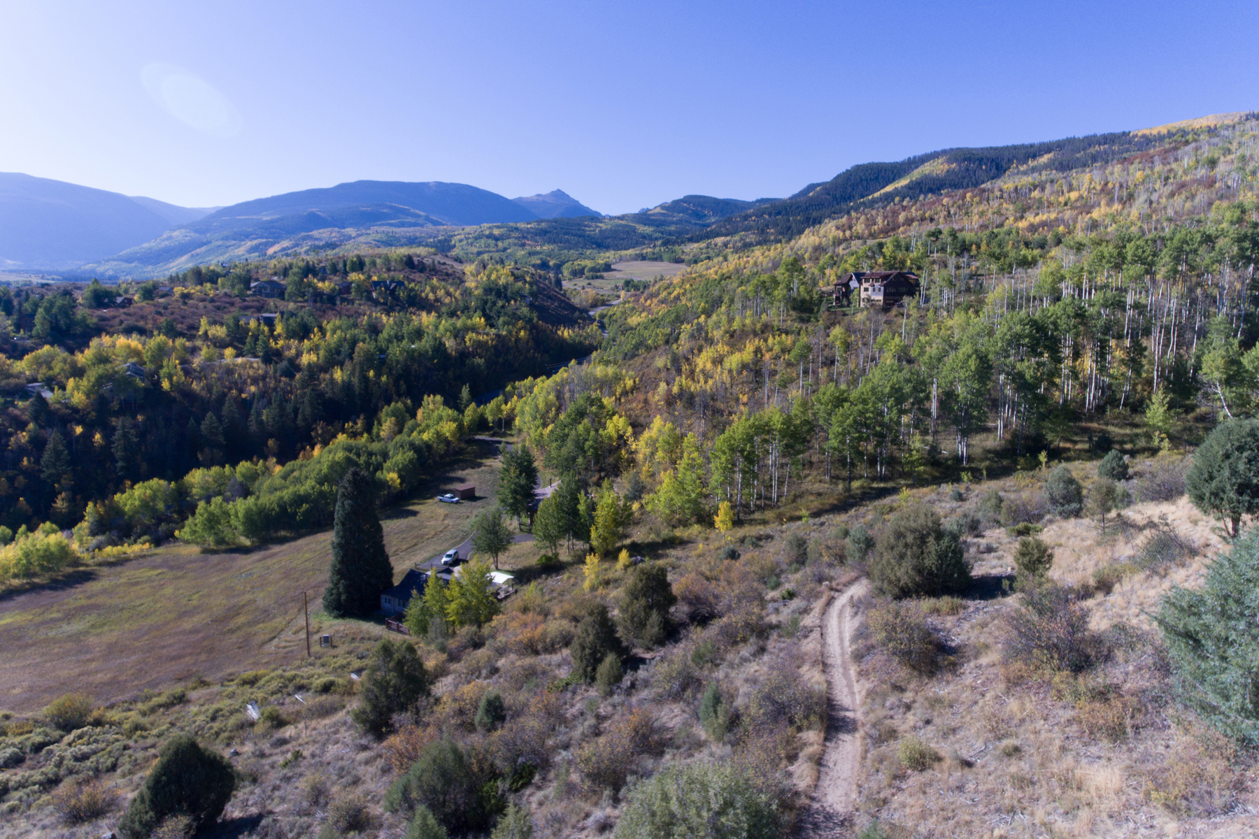 Land for Active at Panoramic views of the Sawatch Mountain Range 420 Saddle Horn Way Edwards, Colorado 81632 United States