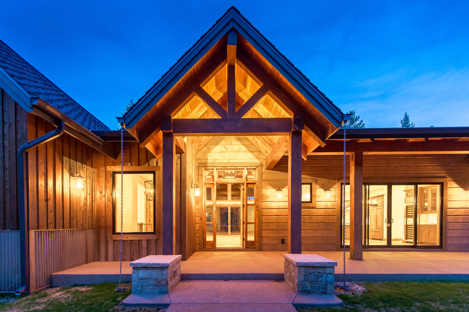 Single Family Homes for Active at Rare New Construction Affords the Ultimate in Colorado Living 6383 Little Cub Creek Road Evergreen, Colorado 80439 United States