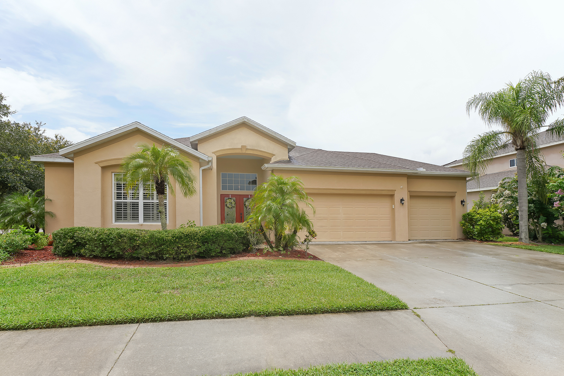Single Family Homes for Sale at KINGSFIELD LAKES 11524 Walden Loop Parrish, Florida 34219 United States