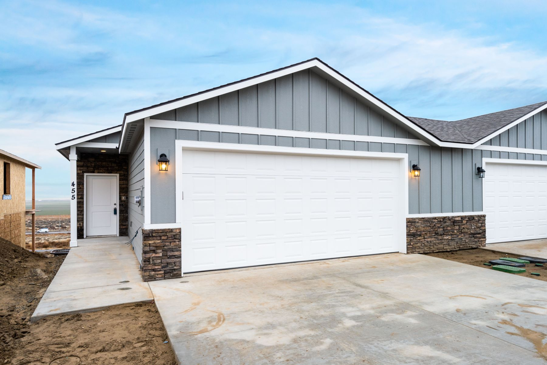 townhouses for Sale at New townhome community with views! 507 Bedrock Loop West Richland, Washington 99353 United States