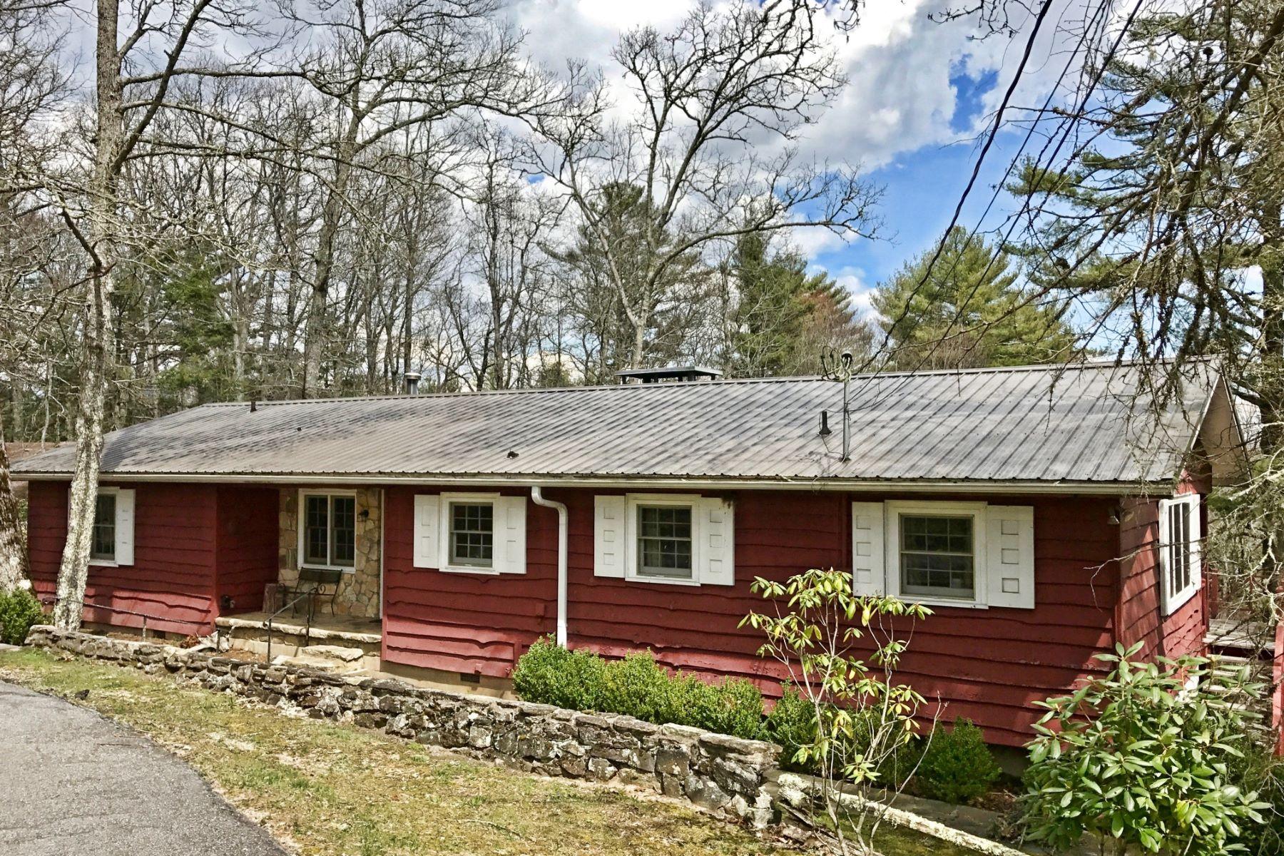 Single Family Home for Sale at 132 Strawberry Lane Highlands, North Carolina, 28741 United States