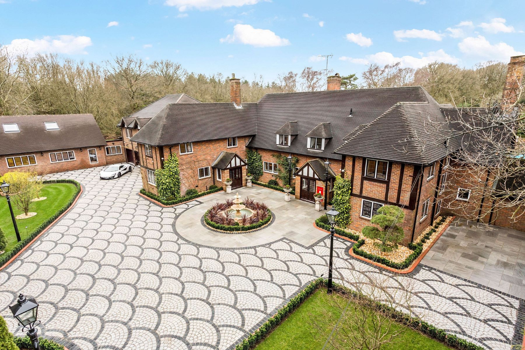 Single Family Homes for Sale at Chalfont Manor Nightingales Lane Chalfont St Giles, England HP8 4SN United Kingdom