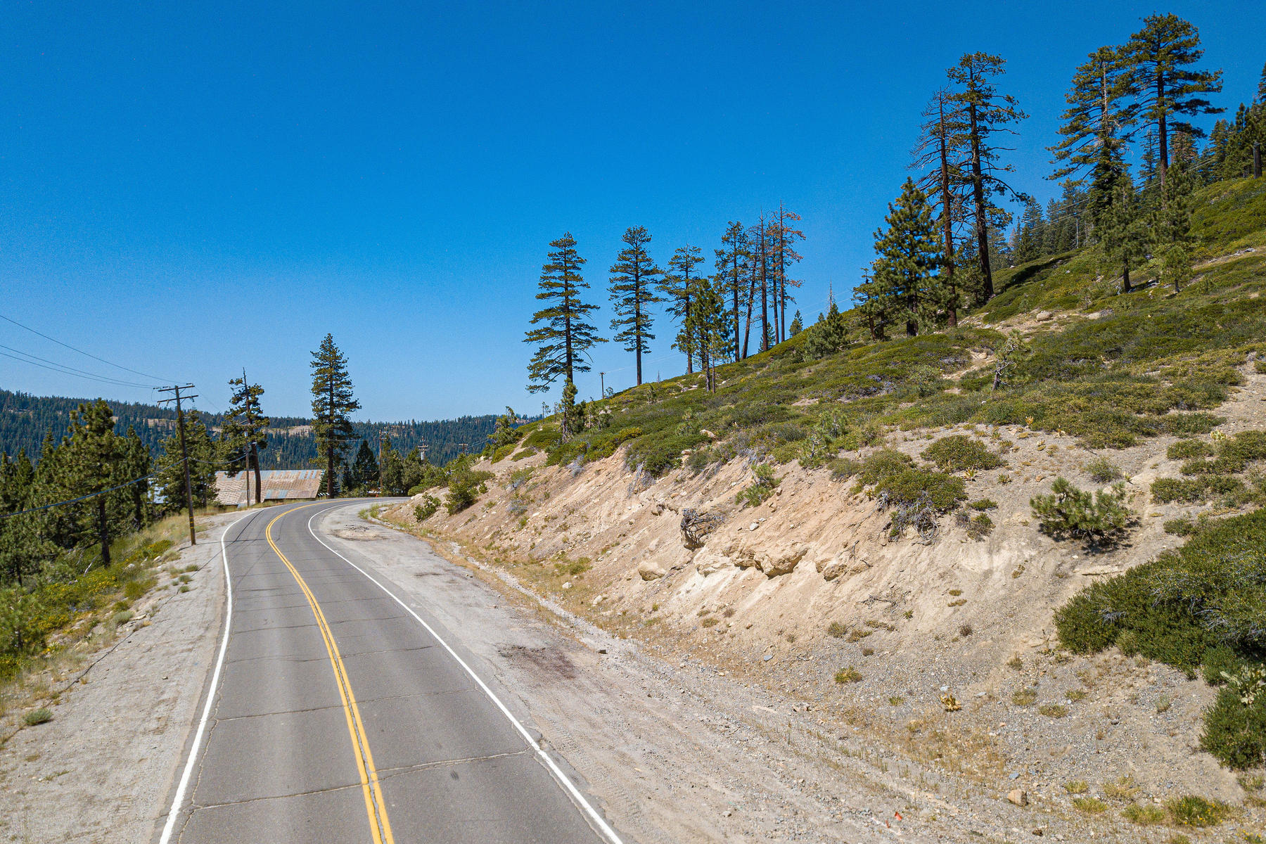 Land for Active at 58501 Donner Summit Road Norden, California 95724 United States