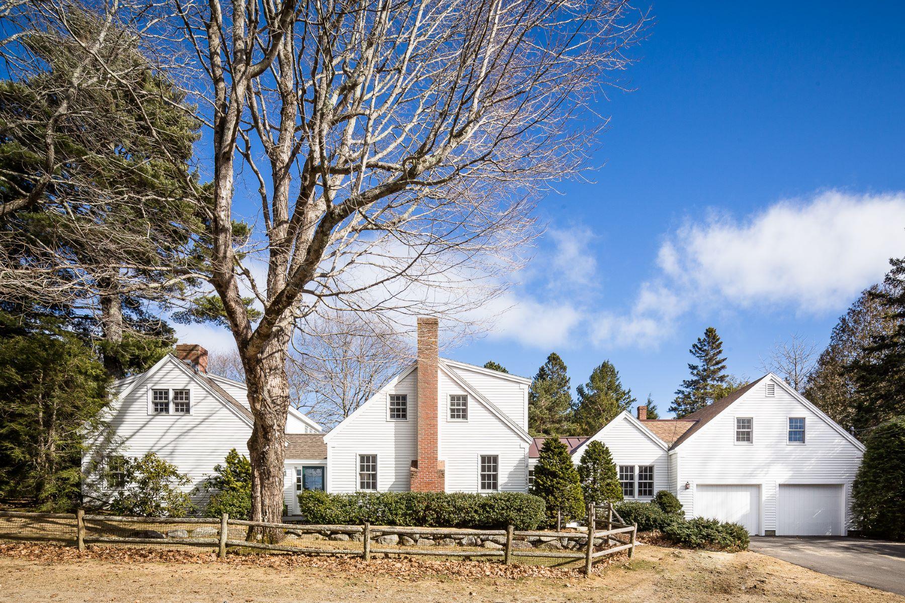 Частный односемейный дом для того Продажа на 160 Chestnut Street Camden, Мэн, 04843 Соединенные Штаты