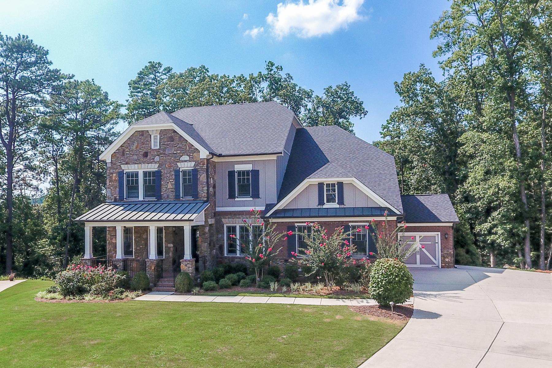 Einfamilienhaus für Verkauf beim Beautiful Home With Mountain Views 1422 Kings Park Drive Kennesaw, Georgia, 30152 Vereinigte Staaten