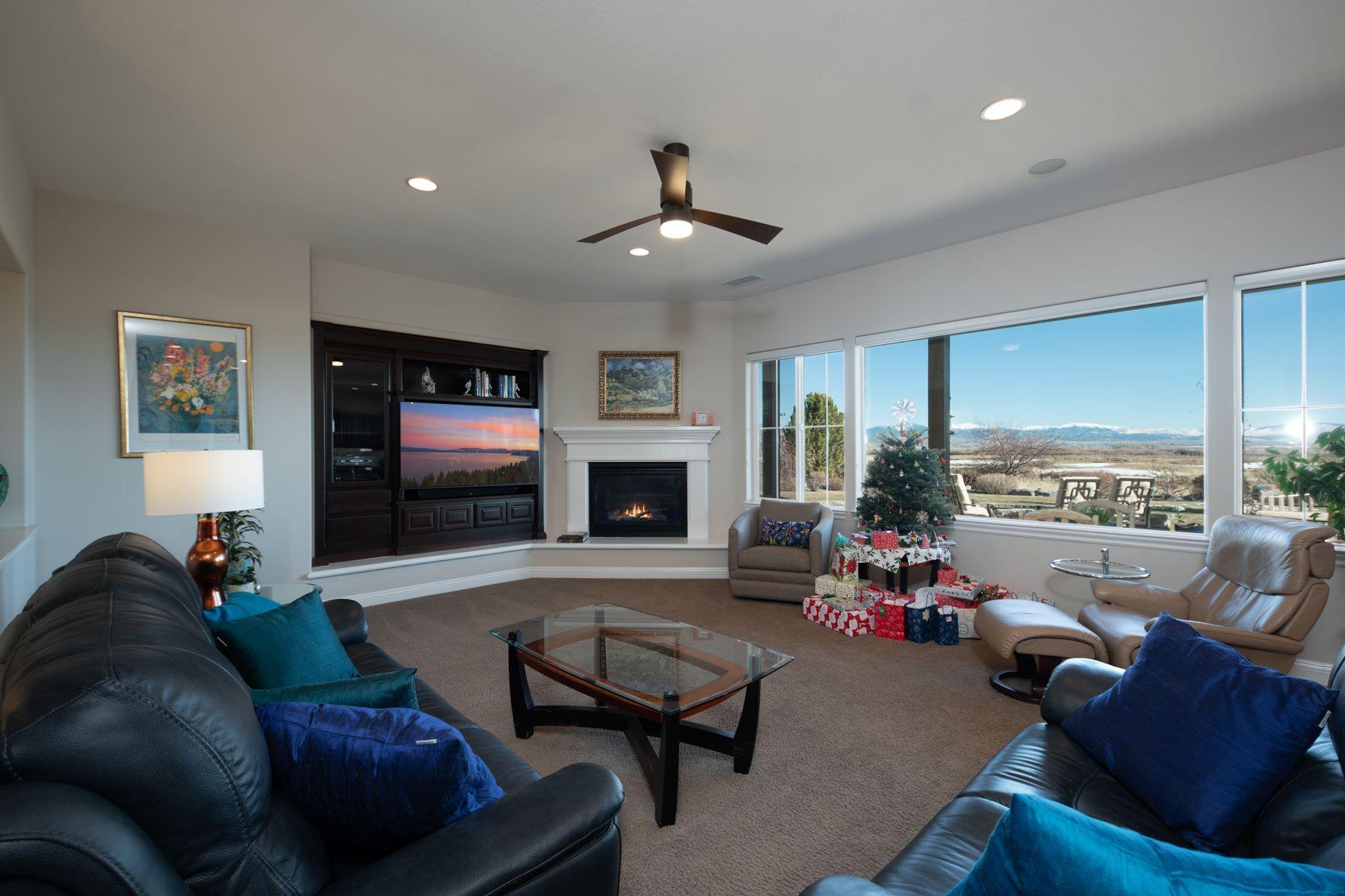 Additional photo for property listing at 2897 Cloudburst Canyon Genoa, Nevada 89411 United States