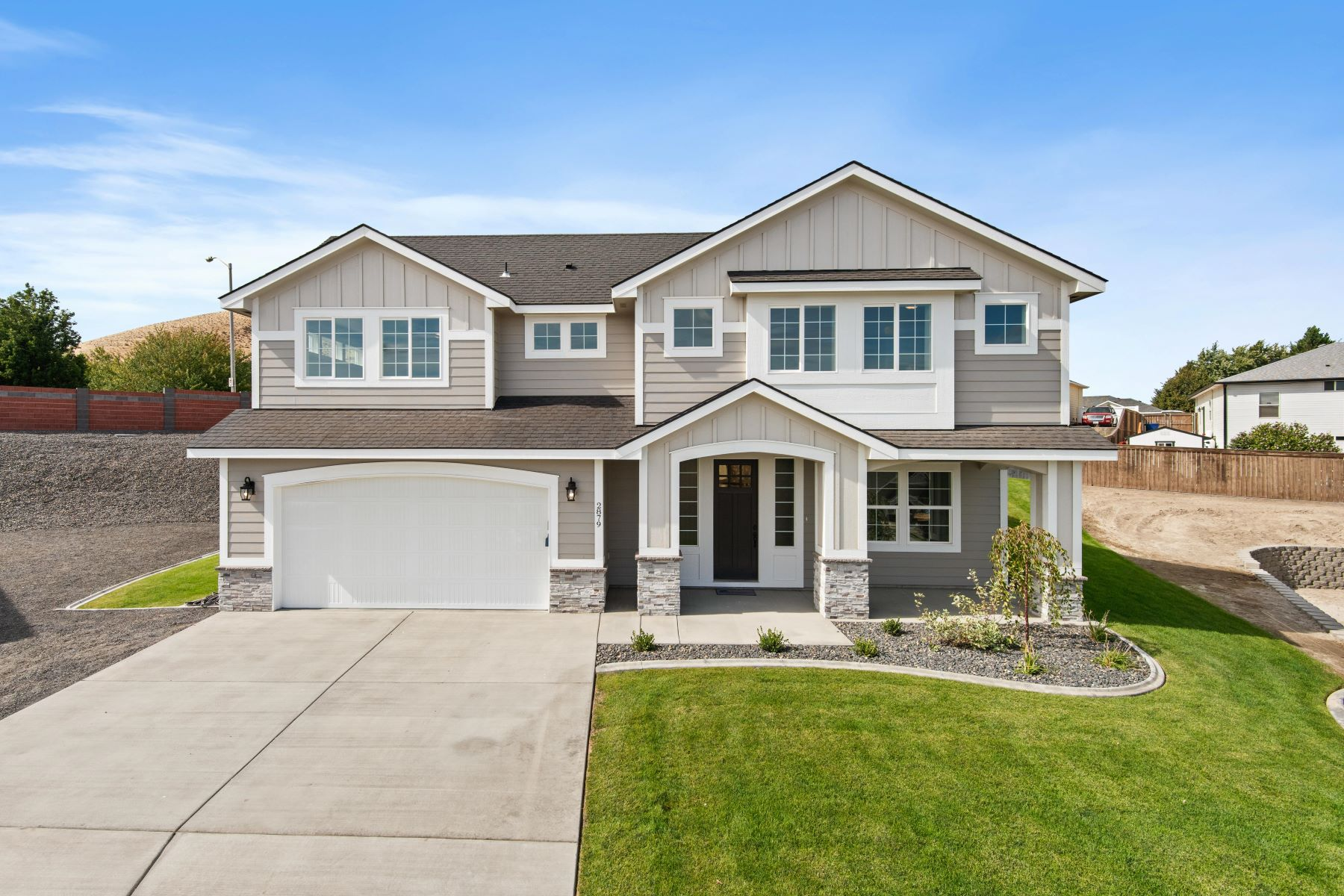 Single Family Homes for Sale at The Madison by Riverwood 2879 Mackenzie Court Richland, Washington 99352 United States