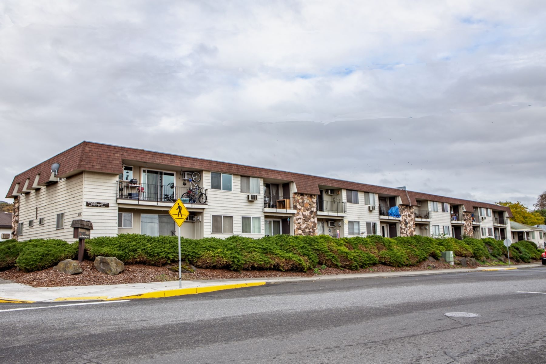 Single Family Homes pour l Vente à 1622 E 9th Unit 4 1622 E 9th #4, The Dalles, Oregon 97058 États-Unis