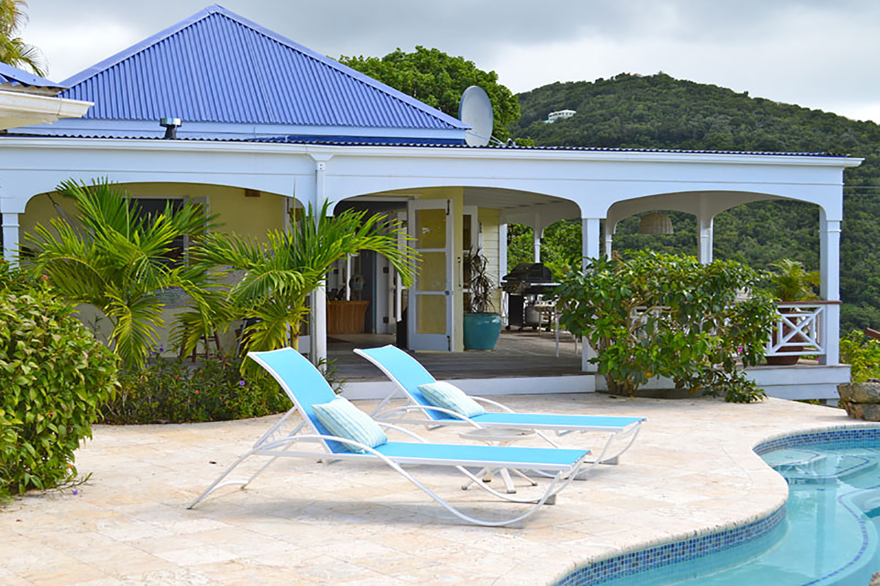 Additional photo for property listing at Bay Watch Brewers Bay, Tortola British Virgin Islands