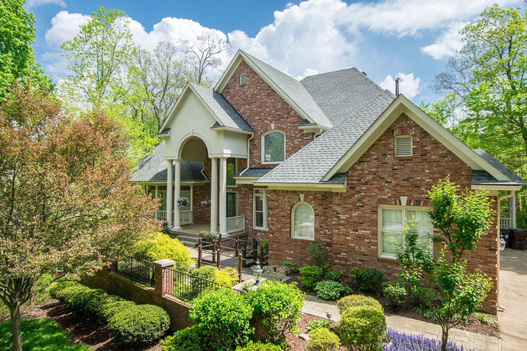 Casa para uma família para Venda às 2917 Cliffwynde Trace Louisville, Kentucky, 40241 Estados Unidos