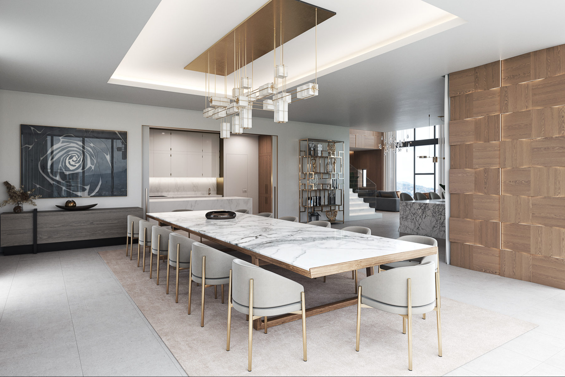 Apartments for Sale at Brilliant Penthouse, Nunciatura Rohrmoser, San Jose Costa Rica