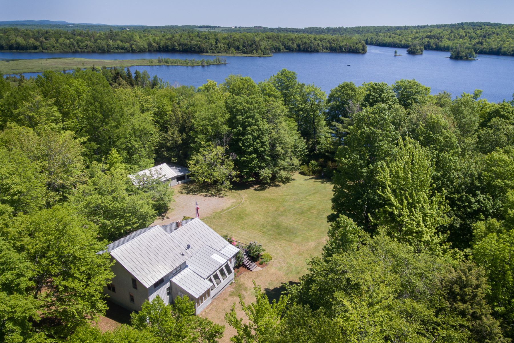 Additional photo for property listing at 110 Carey Lane  Freedom, Maine 04941 United States