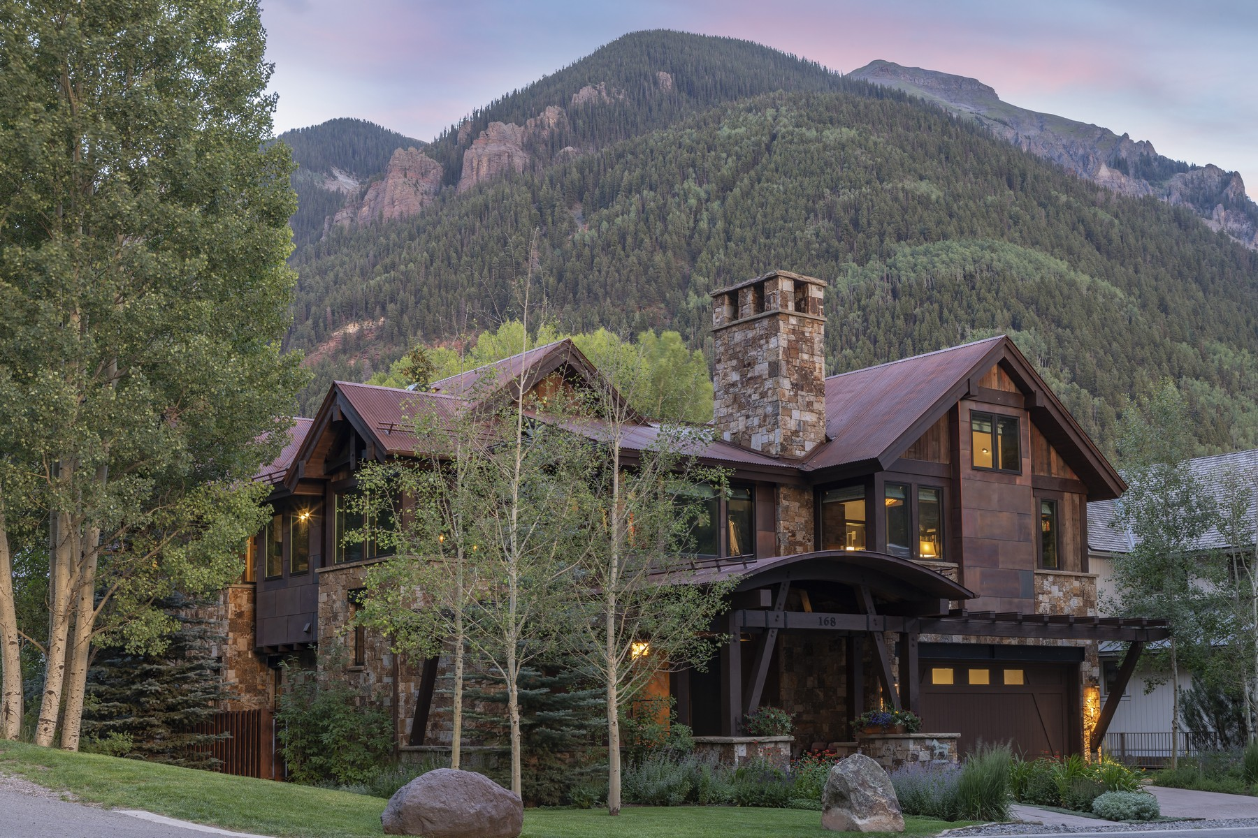 Single Family Home for Active at 168 Hemlock Street 168 Hemlock Street Telluride, Colorado 81435 United States