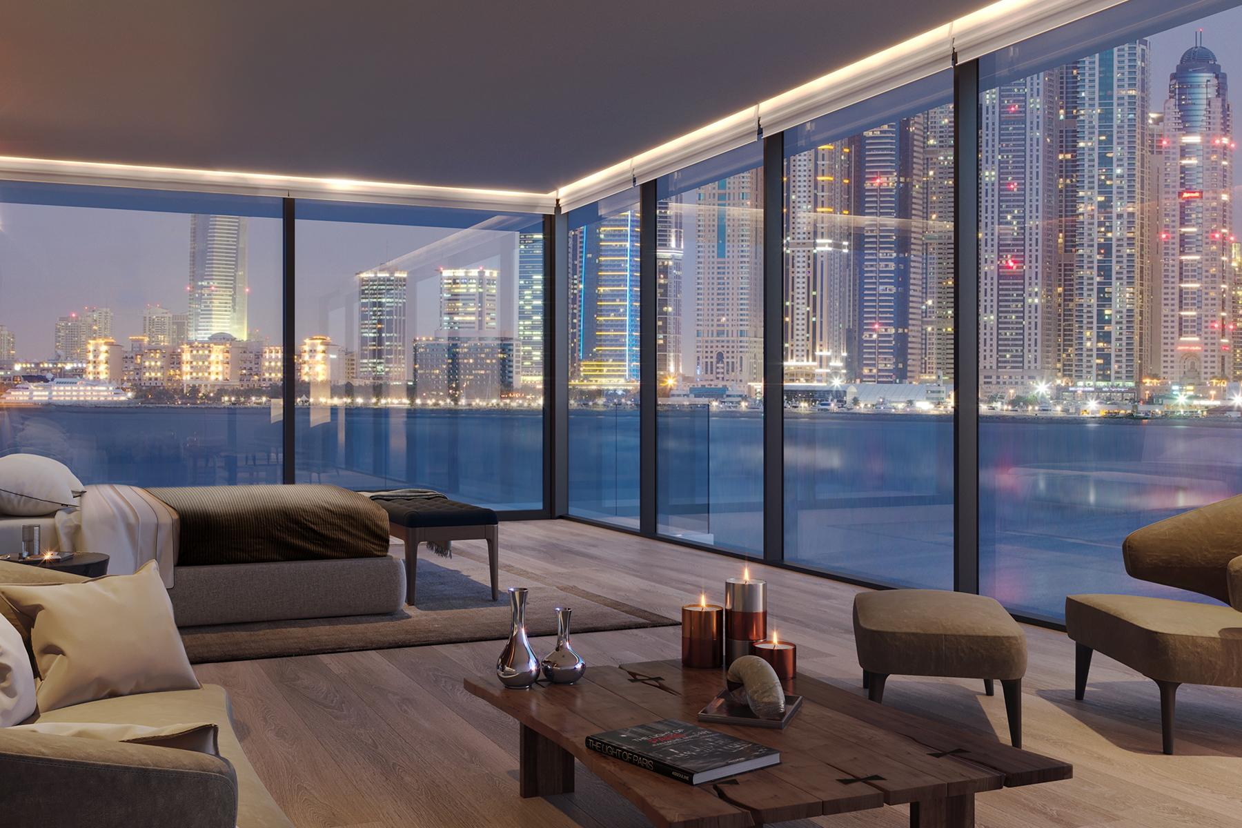 Apartment for Sale at One Palm - Simplex Apartment Dubai, Dubai United Arab Emirates