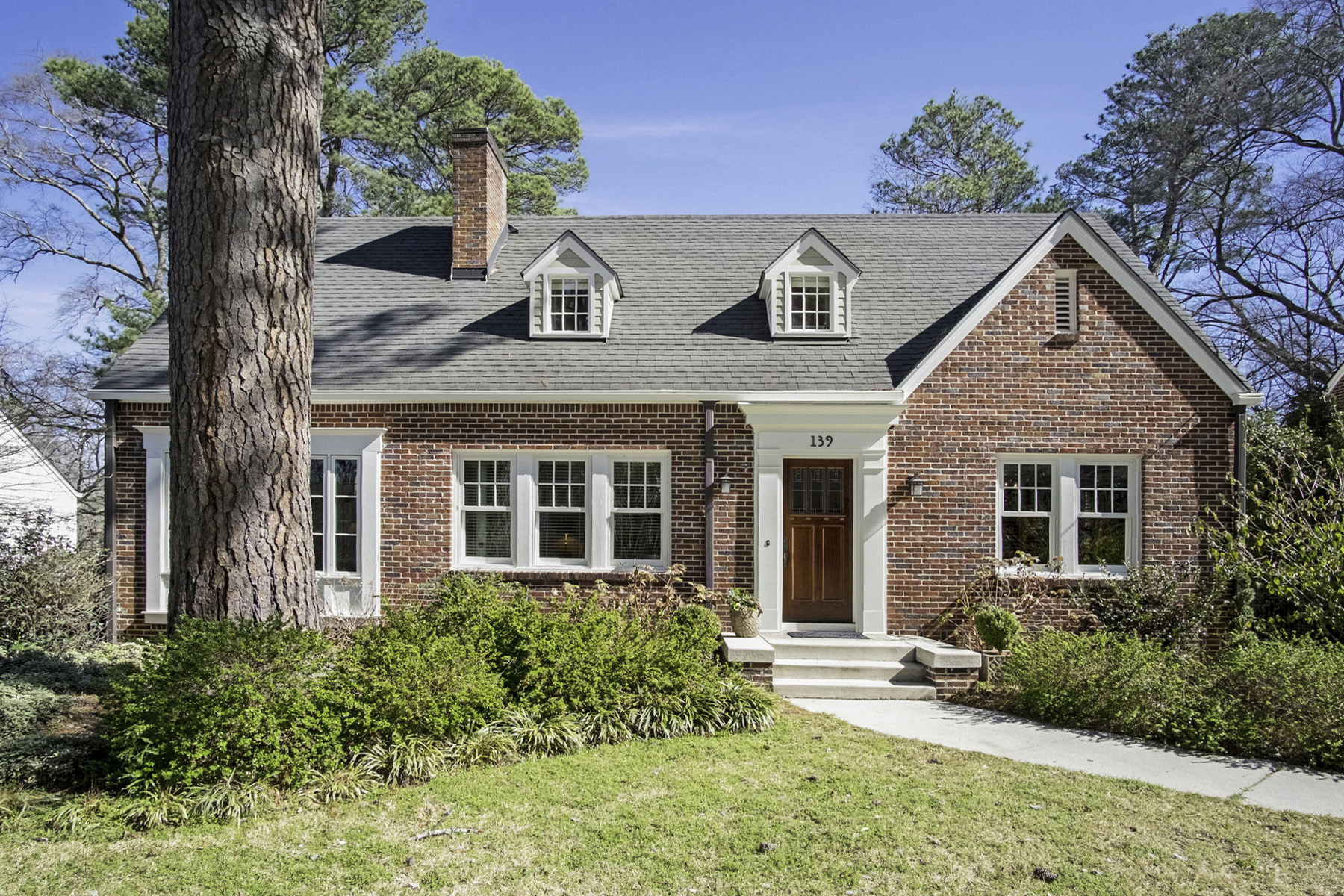 Single Family Homes for Active at Exceptional Renovation Of This 30's Era Elegant Brick Jewel 139 Coventry Road Decatur, Georgia 30030 United States