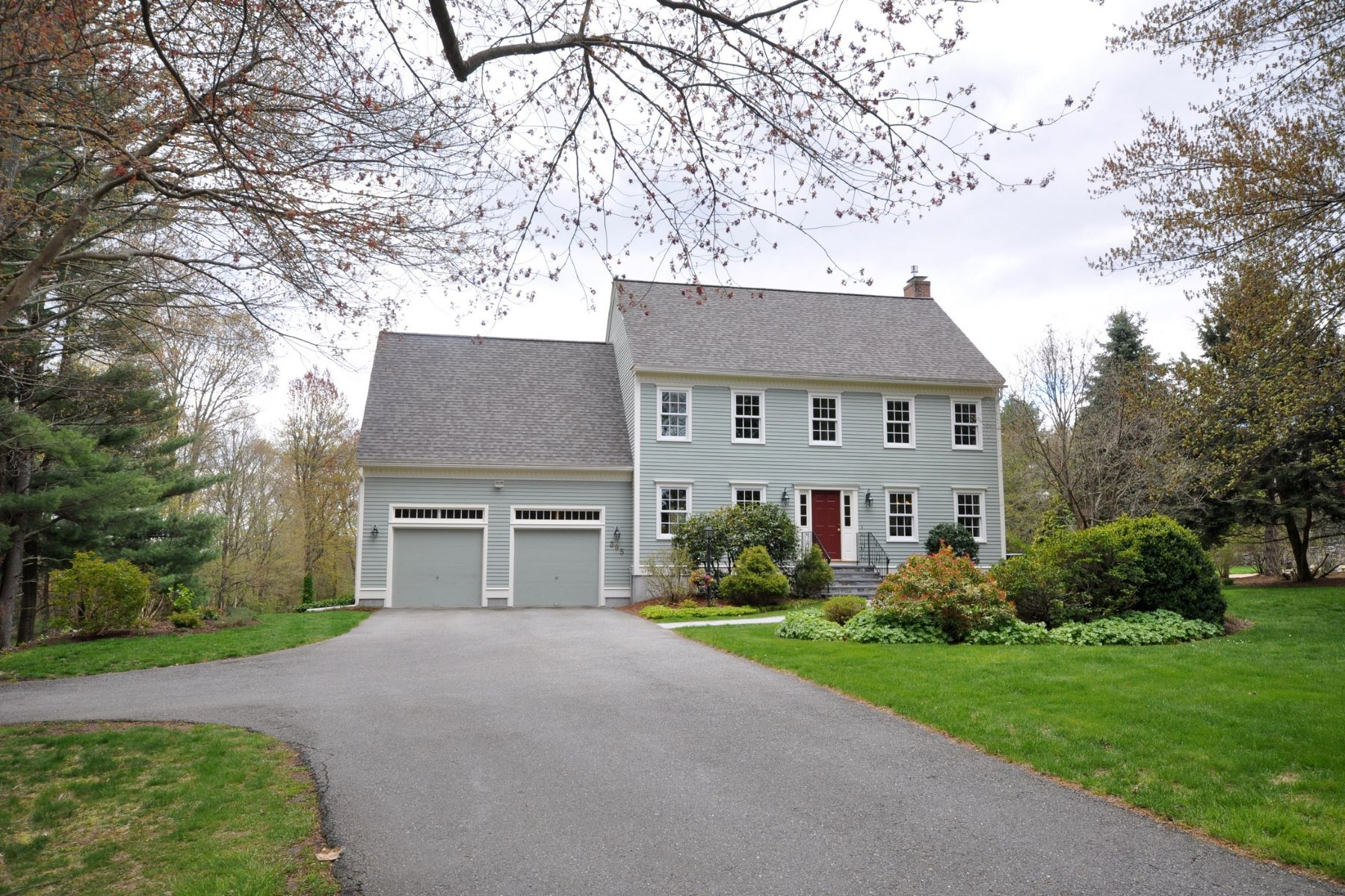 Single Family Homes for Active at 395 Hill Road Boxborough, Massachusetts 01719 United States