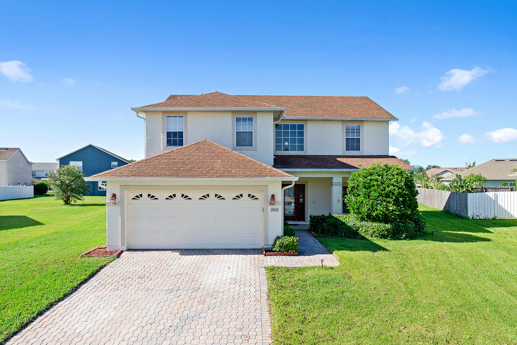 Single Family Homes for Sale at KISSIMMEE 2555 Baykal Dr Kissimmee, Florida 34746 United States