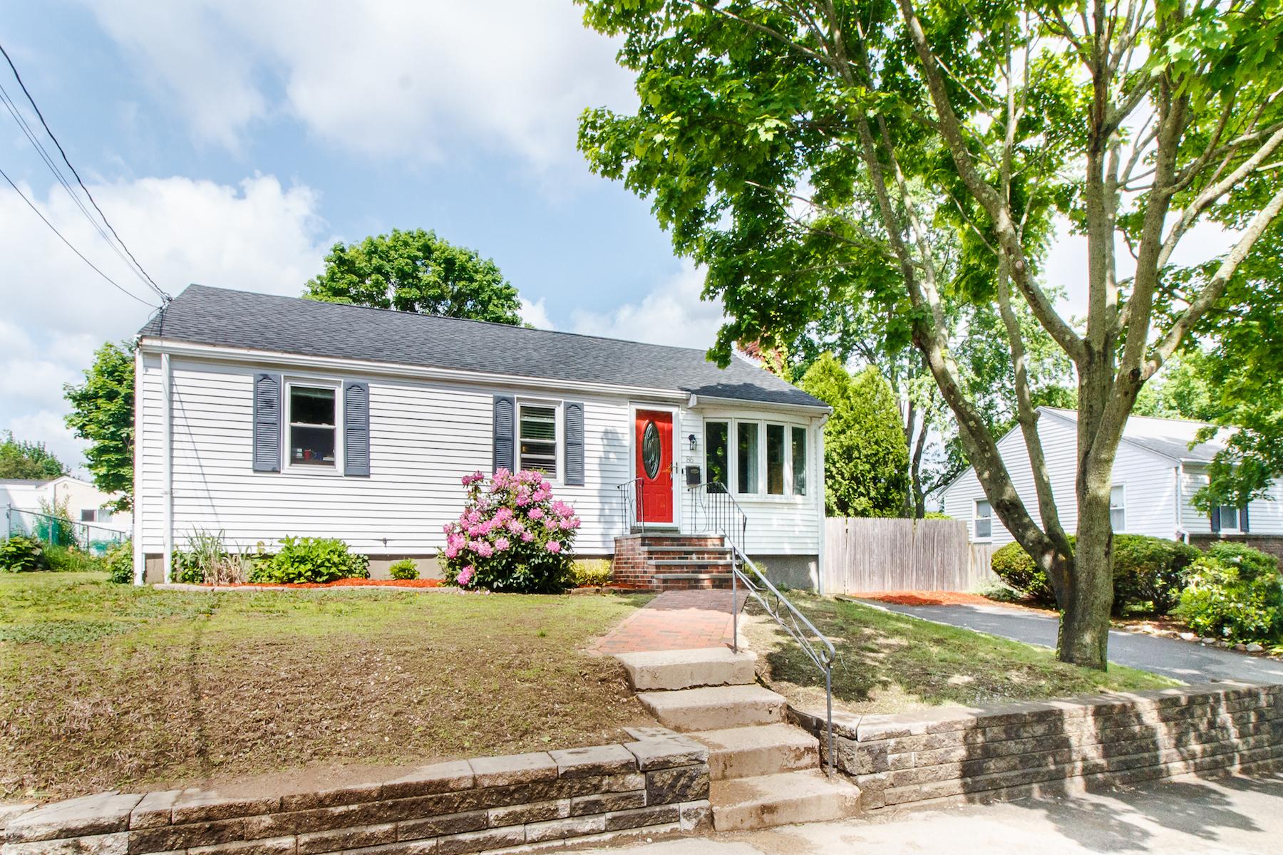 Single Family Homes for Active at 86 Livoli Avenue Braintree, Massachusetts 02184 United States