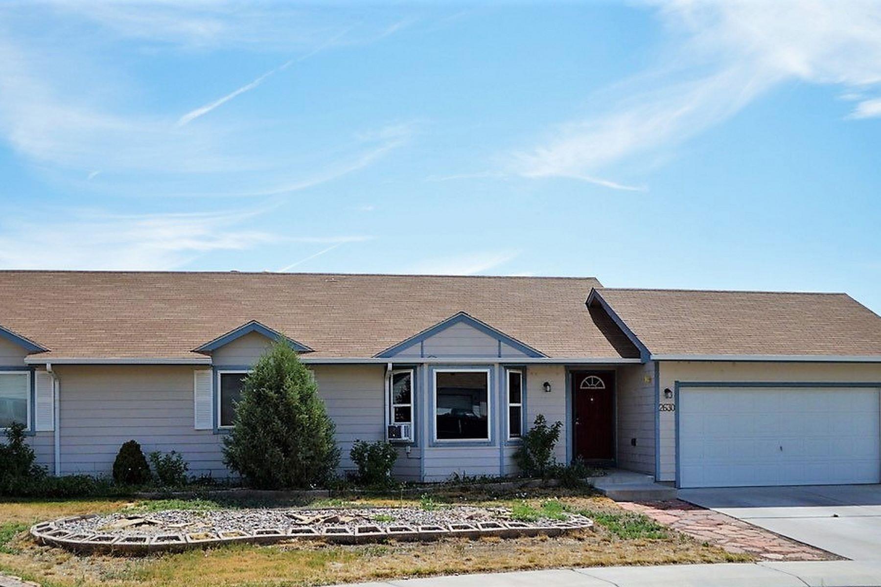 Tek Ailelik Ev için Satış at Knollridge West Home 2630 Shawnee Court Rifle, Colorado, 81650 Amerika Birleşik Devletleri