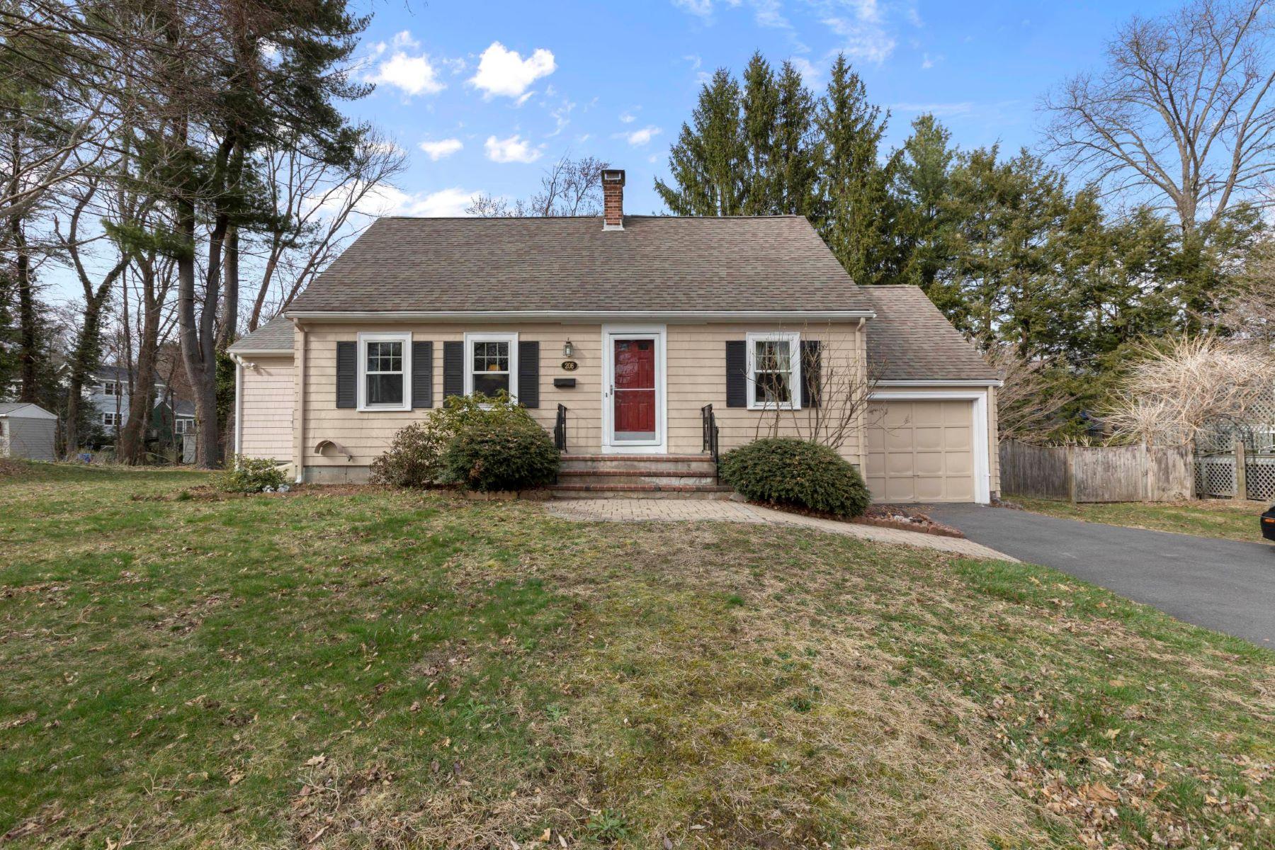 Single Family Homes για την Πώληση στο Westwood, Μασαχουσετη 02090 Ηνωμένες Πολιτείες