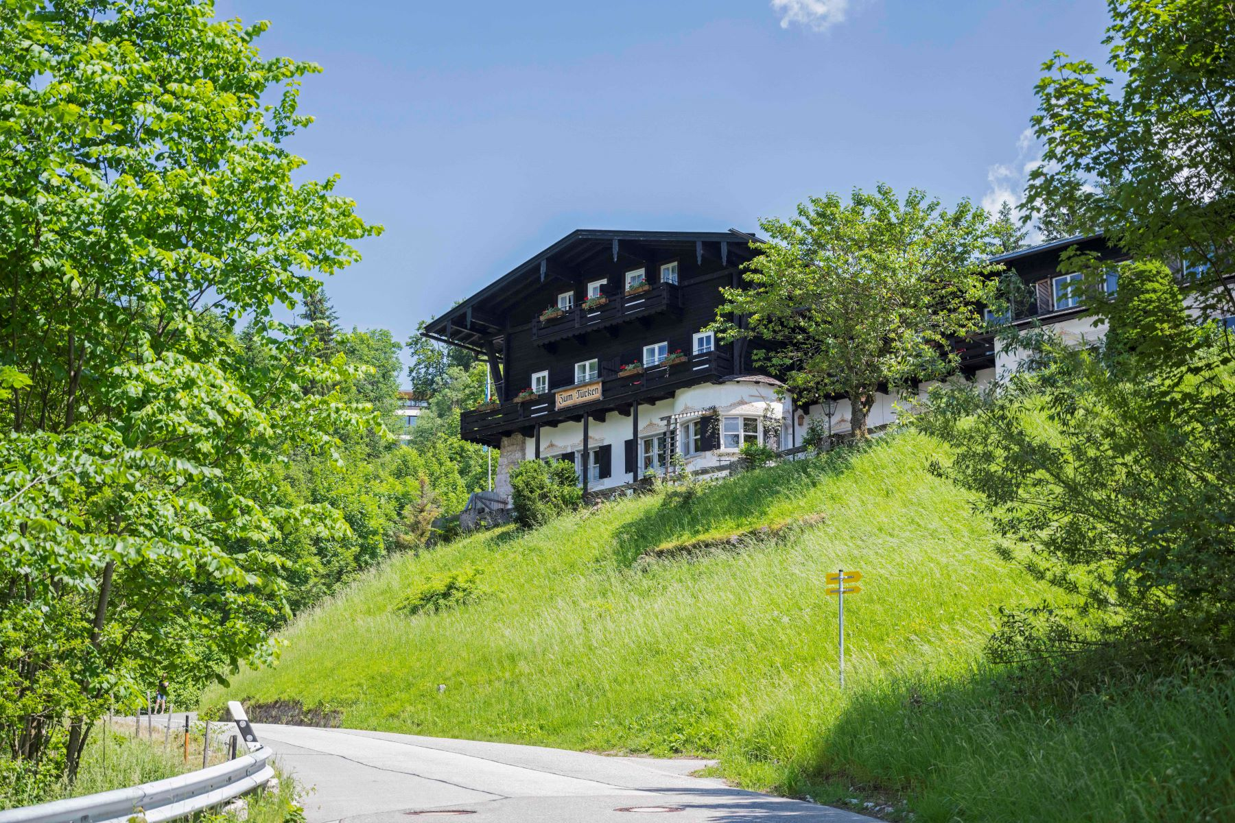 Single Family Homes for Sale at A JOURNEY THROUGH TIME WITH A DREAMLIKE SCENERY Berchtesgaden, Bavaria Germany