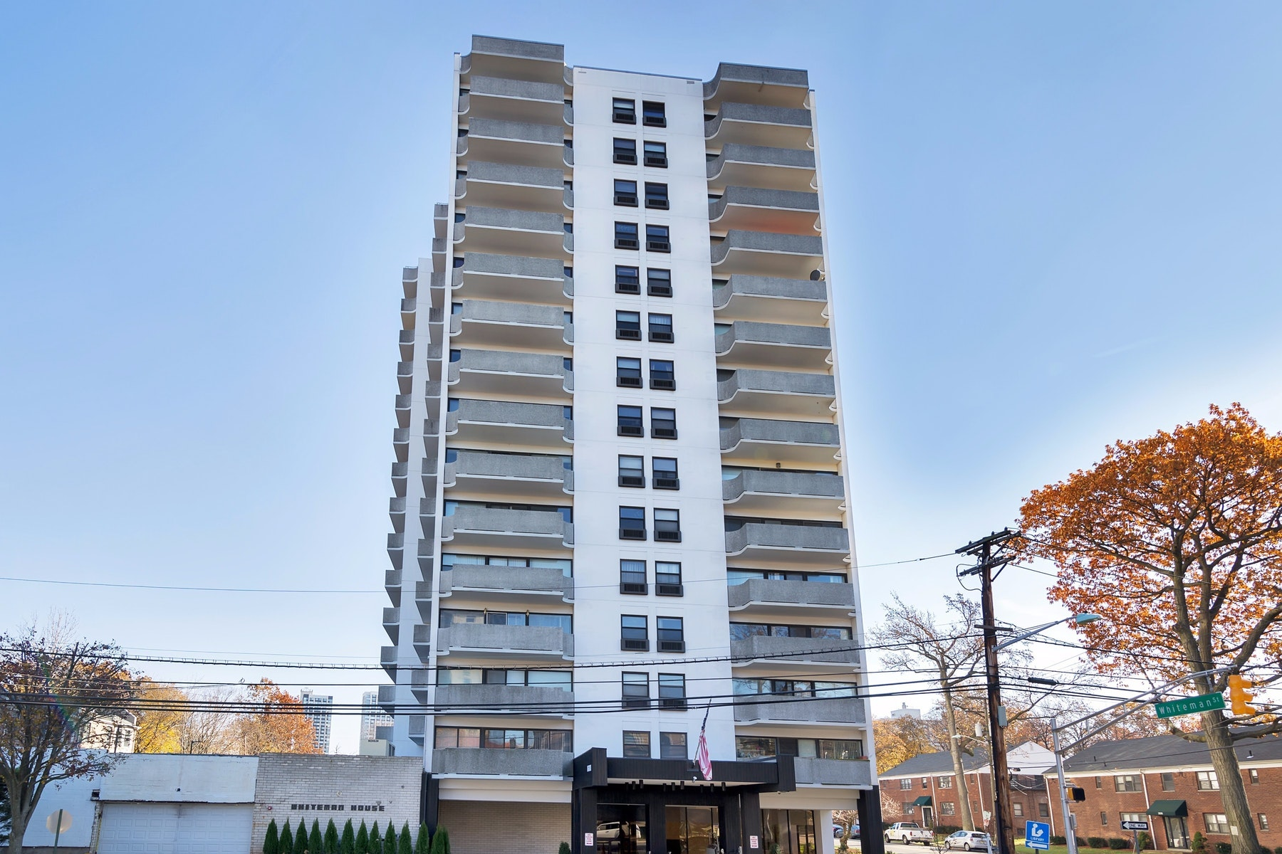 Condominium for Sale at Whiteman House 1600 Center Avenue PHW, Fort Lee, New Jersey 07024 United States