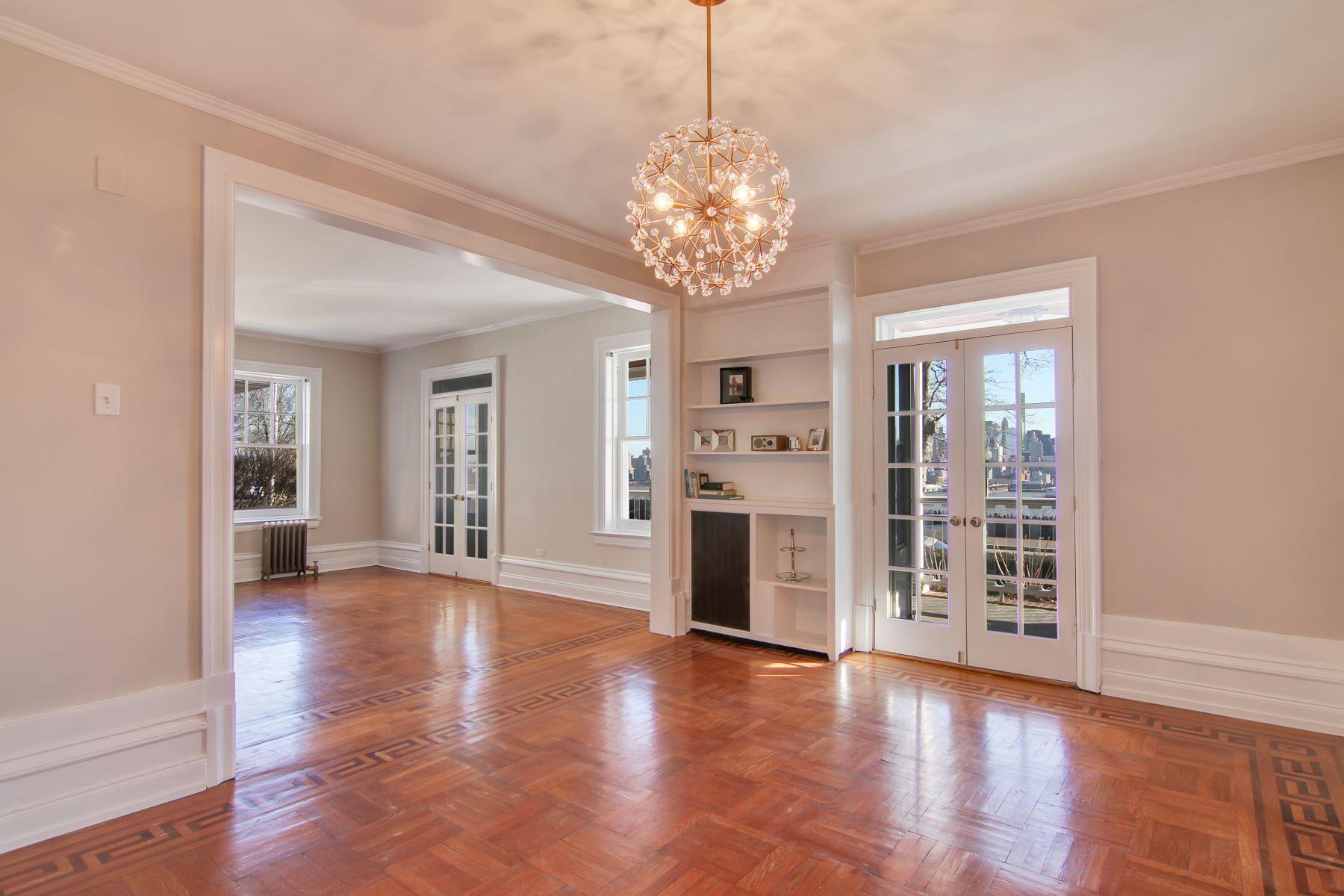 Condominium for Rent at 827 BLVD EAST, WEEHAWKEN NJ 827 BLVD East #1 Weehawken, New Jersey 07086 United States