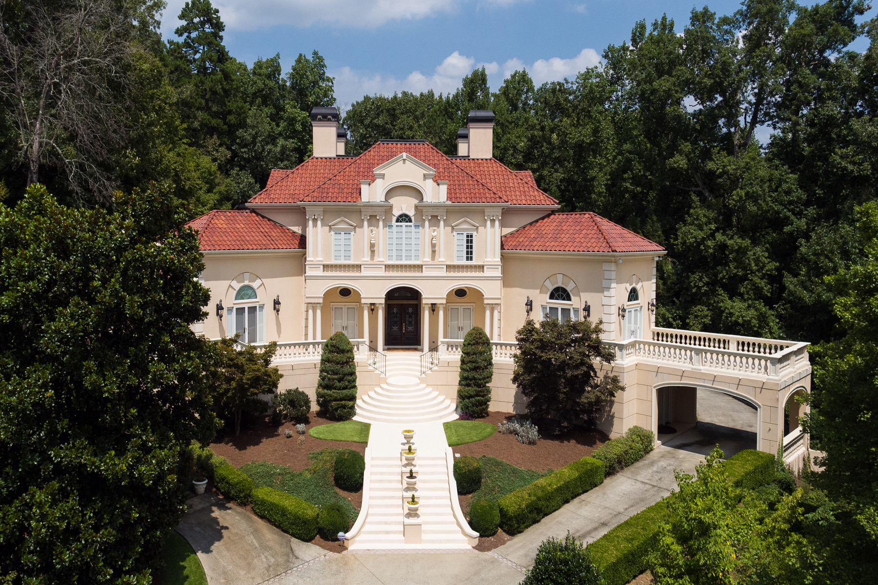 Property for Sale at A Touch Of Europe In Atlanta 3924 The Highlands NW Atlanta, Georgia 30327 United States