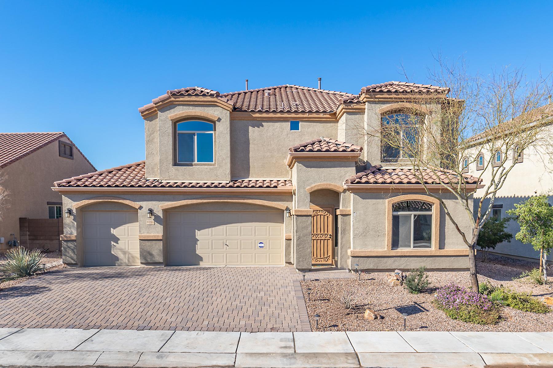 Single Family Homes for Active at Move In Ready 9761 N. Hebden Way Marana, Arizona 85743 United States